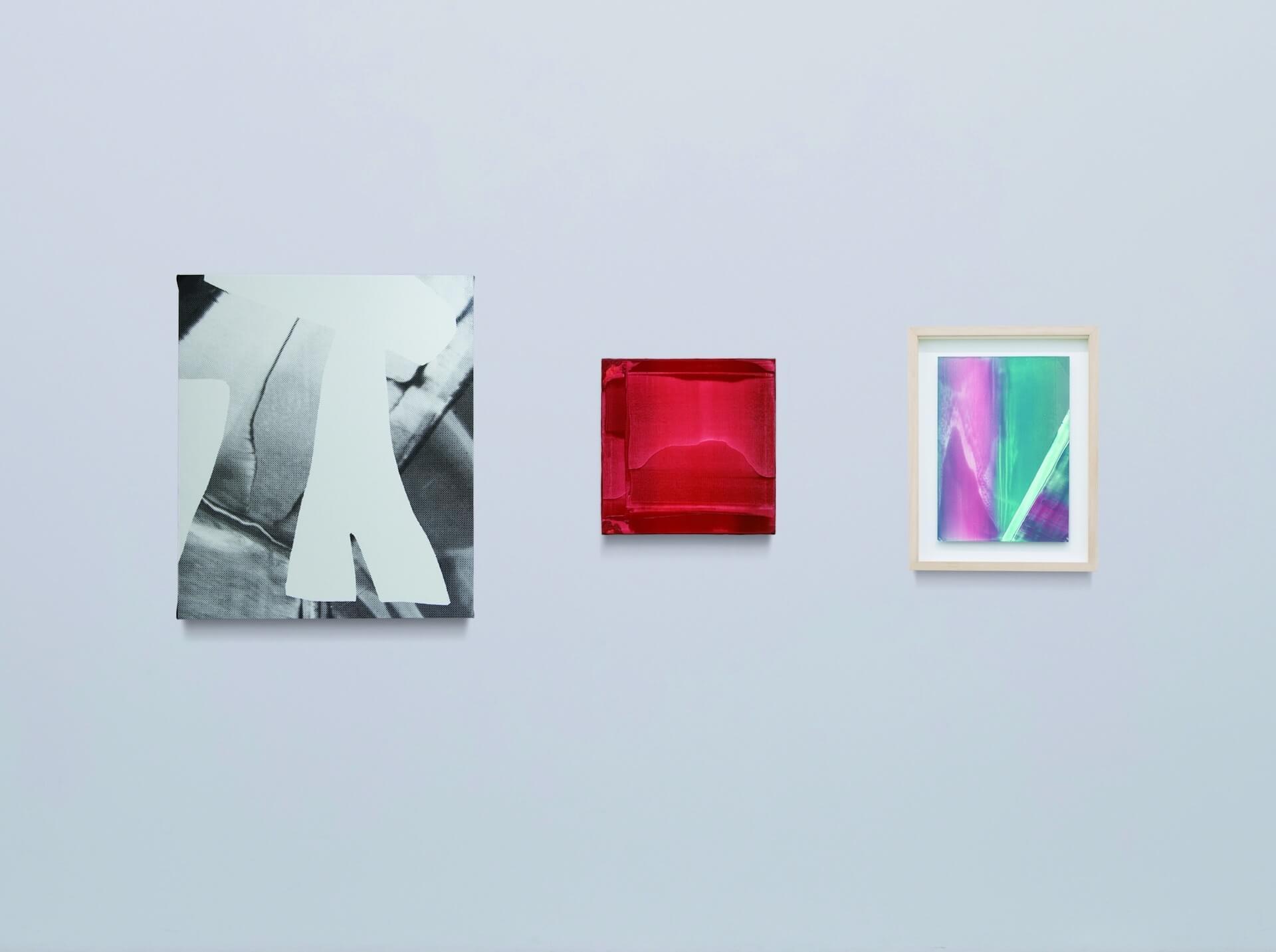 小村希史個展<OIL>が渋谷PARCO「OIL by 美術手帖」ギャラリーで開催|新作展示やオリジナルTシャツの販売も ac200313_komuramarehumi_oil_01