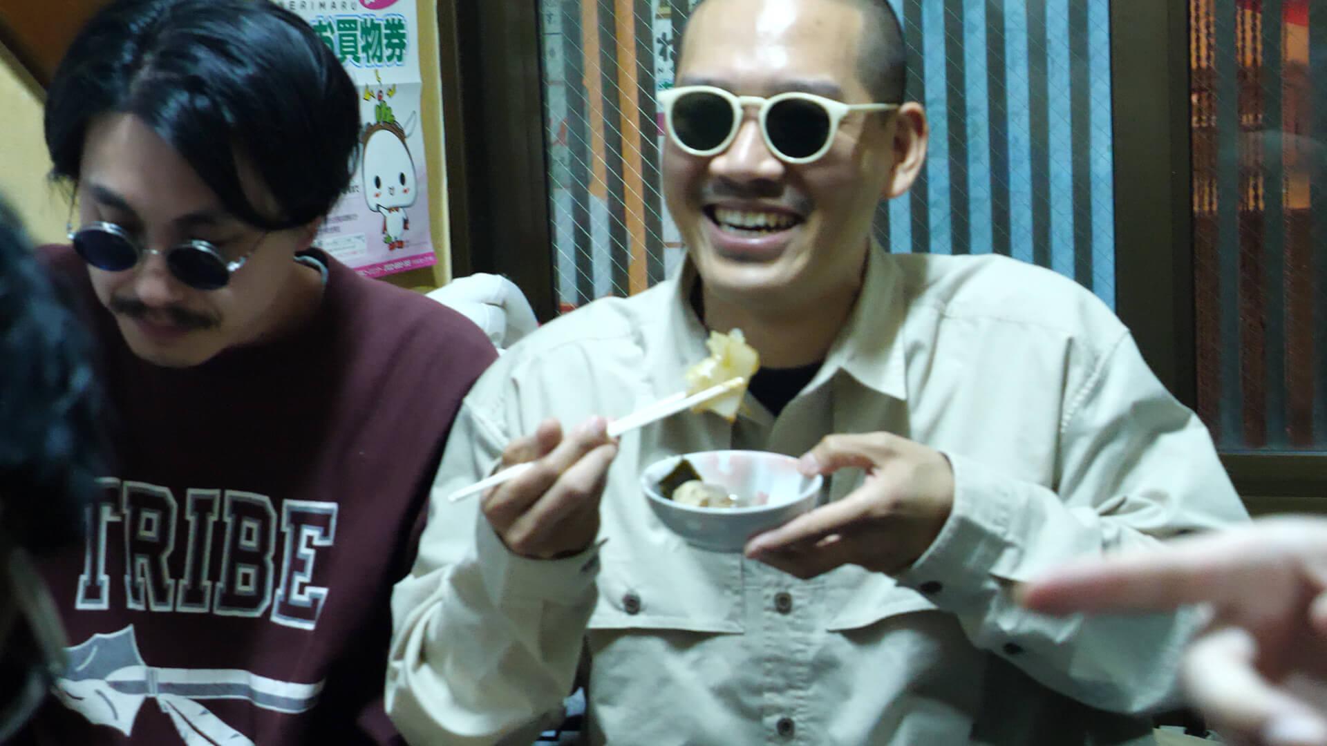 """フッドめし - HoodFood #06 原島""""ど真ん中""""宙芳 × TOKYO HEALTH CLUB video200314_hoodfood6_1"""