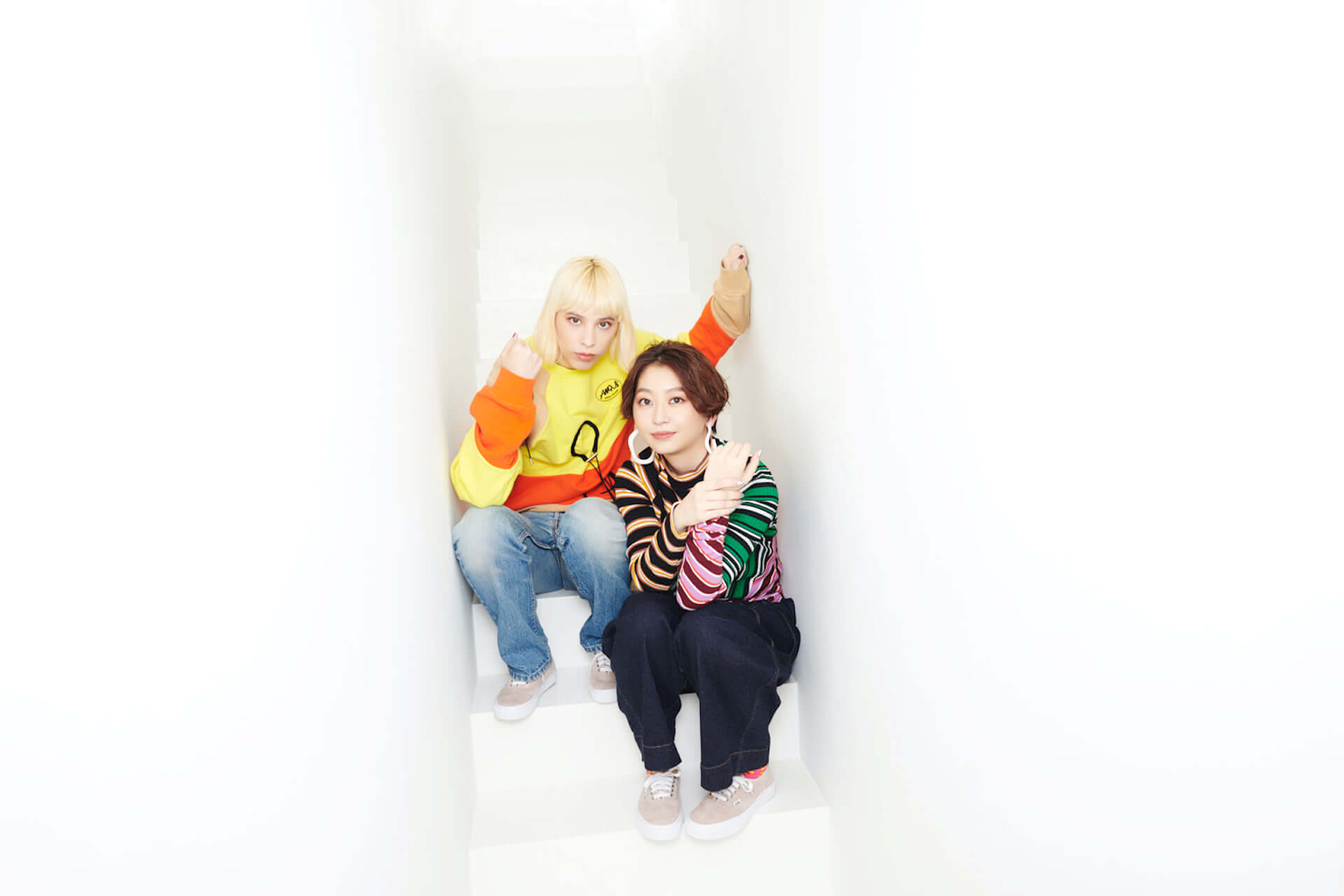 chelmicoの新シングル「Terminal 着、即 Dance」がリリース決定!明日生配信番組も急遽実施 music200316_chelmico_3-1920x1280