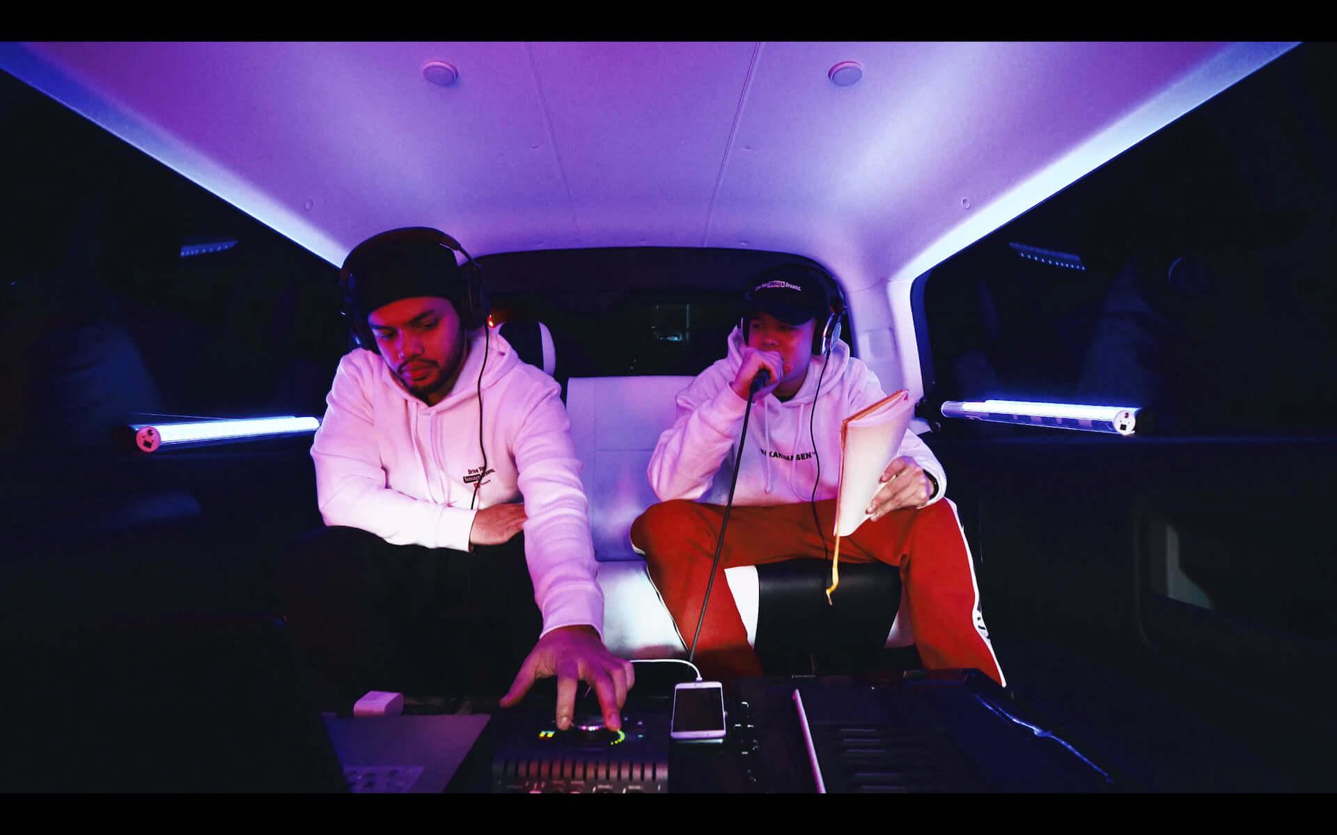 "MIYACHIとMatt Cabがコラボ!トヨタ・ハイエースの""音""を用いて制作された楽曲とドキュメンタリーが公開 music200316_play_hiace_3-1920x1200"