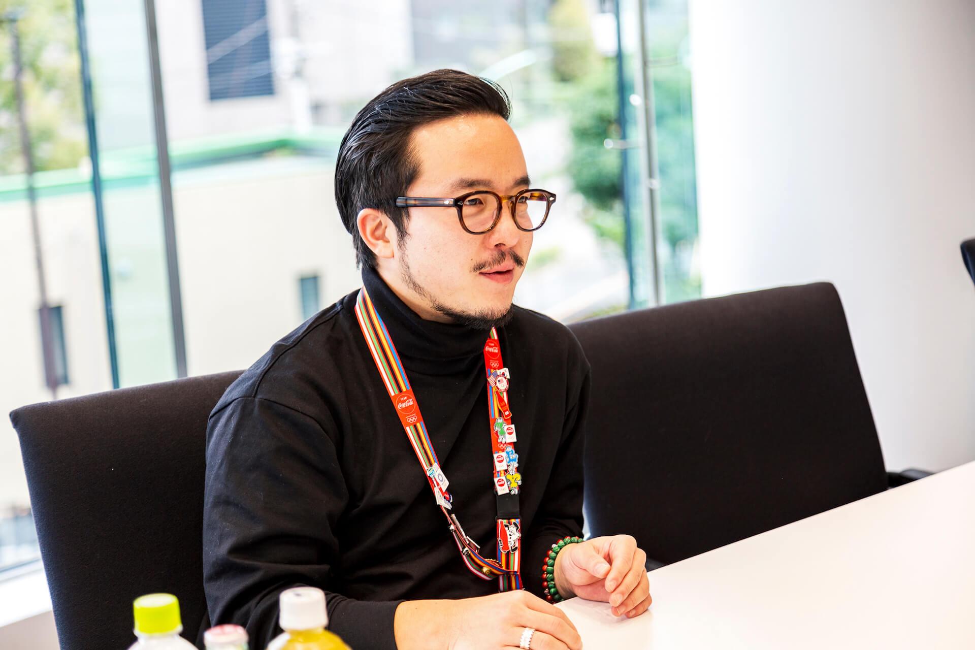 VERDYデザインのオリジナルピンから紐解く、コカ・コーラ社が東京2020オリンピックに込める想い interview-cocacola-verdy-1