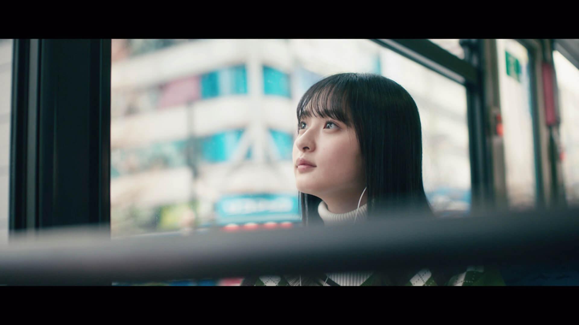"""乃木坂46の新曲""""I see...""""のミュージックビデオがついに解禁!初のセンターに賀喜遥香 music200318_nogizaka_mv_2"""