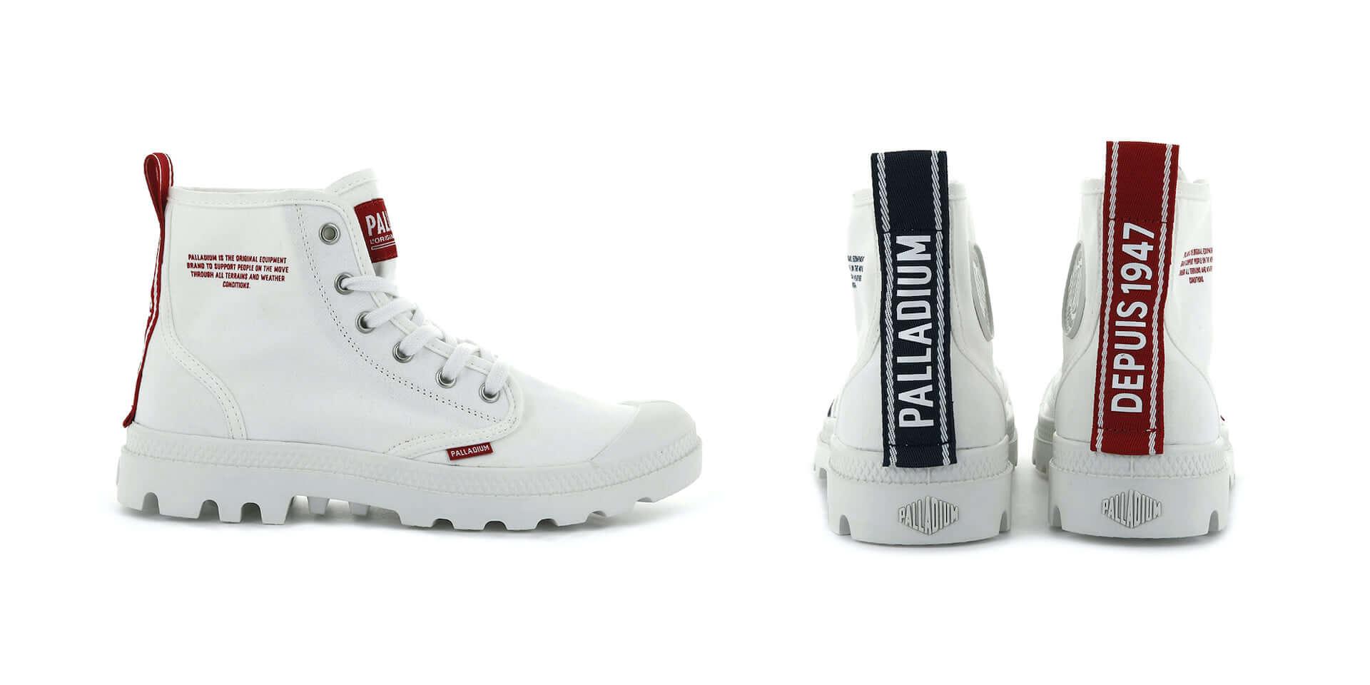 パラディウムの「PAMPA HI DARE」シリーズにS-Rush限定カラーが登場!自慢したくなるバックスタイル life200318_palladium_boots_6-1920x960