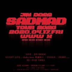 JIN DOGG SAD MAD TOUR 2020