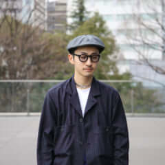 KANGOL × BEAMS BREATHATEC GALAXY