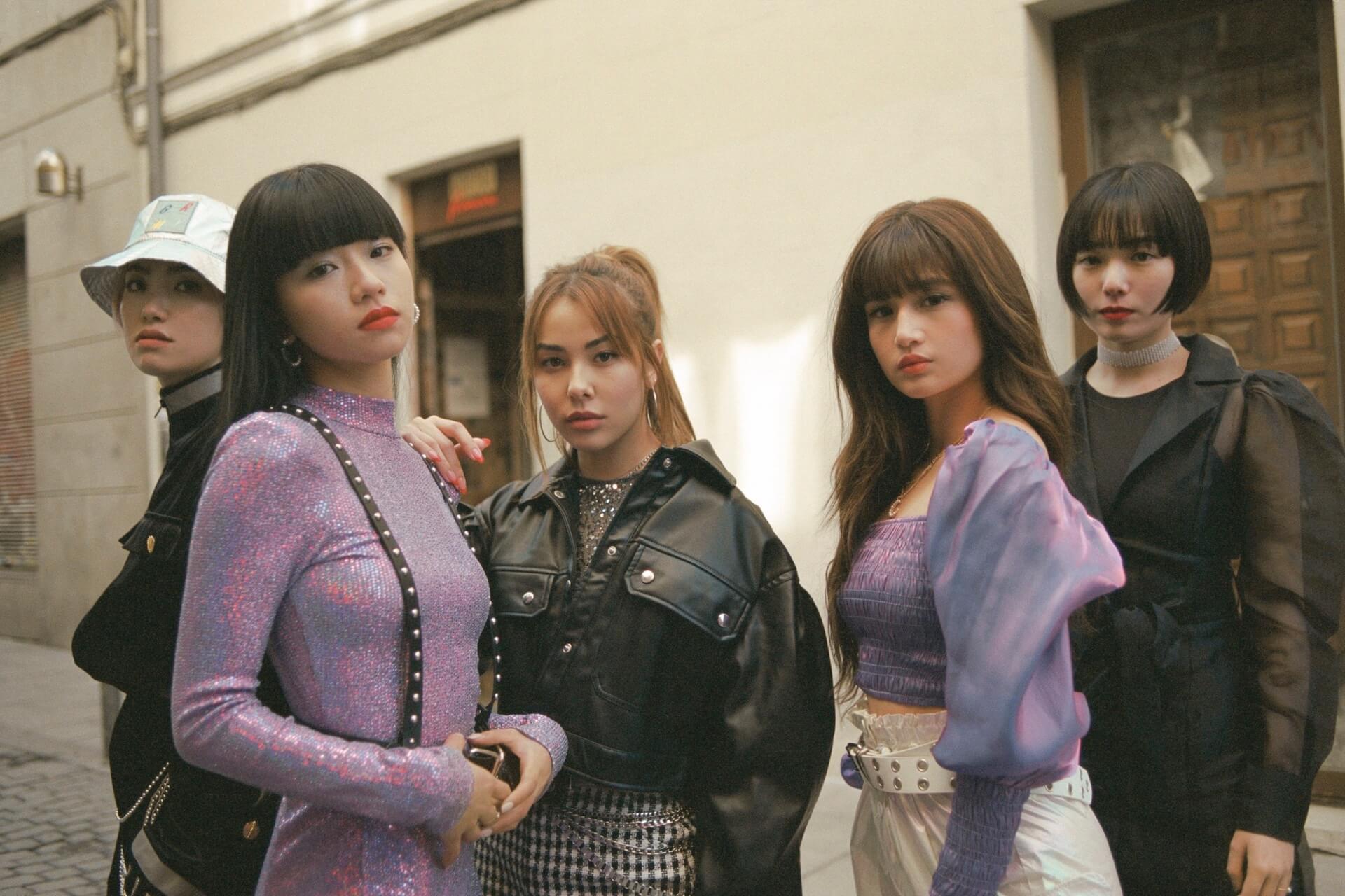"""『スッキリ』への出演も話題となったFAKYの新曲""""half-moon""""ミュージックビデオが解禁! music200323_faky_mv_2"""