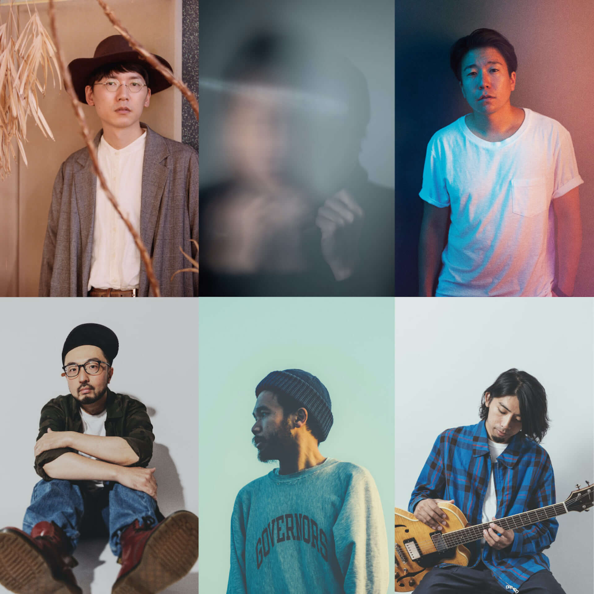 〈origami PRODUCTIONS〉からLo-Fi Hip Hop, Soulのコンピがリリース!mabanua、Shingo Suzuki、関口シンゴ、Kan Sano、Ovallらが参加 music200324_origami_productions_2-1920x1920
