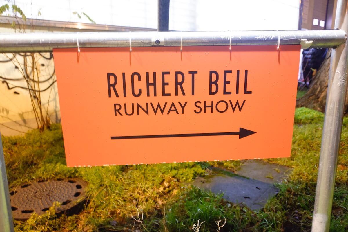 """ベルリン発ブランド""""RICHERT BEIL""""がショーで見せた真のユートピアとは? column_Rrichert_beil_02"""