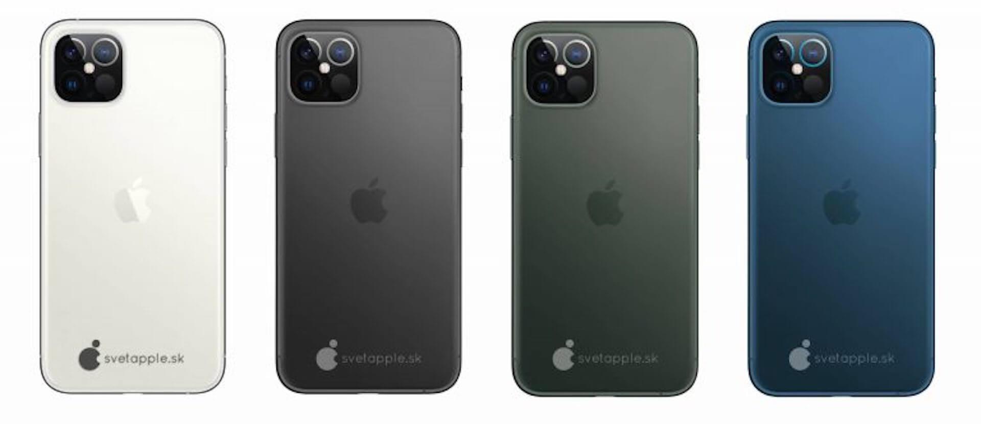 iPhone 12の生産はやはり遅れている?発表時期が10月以降になる可能性 tech200324_iphone12_pic_1