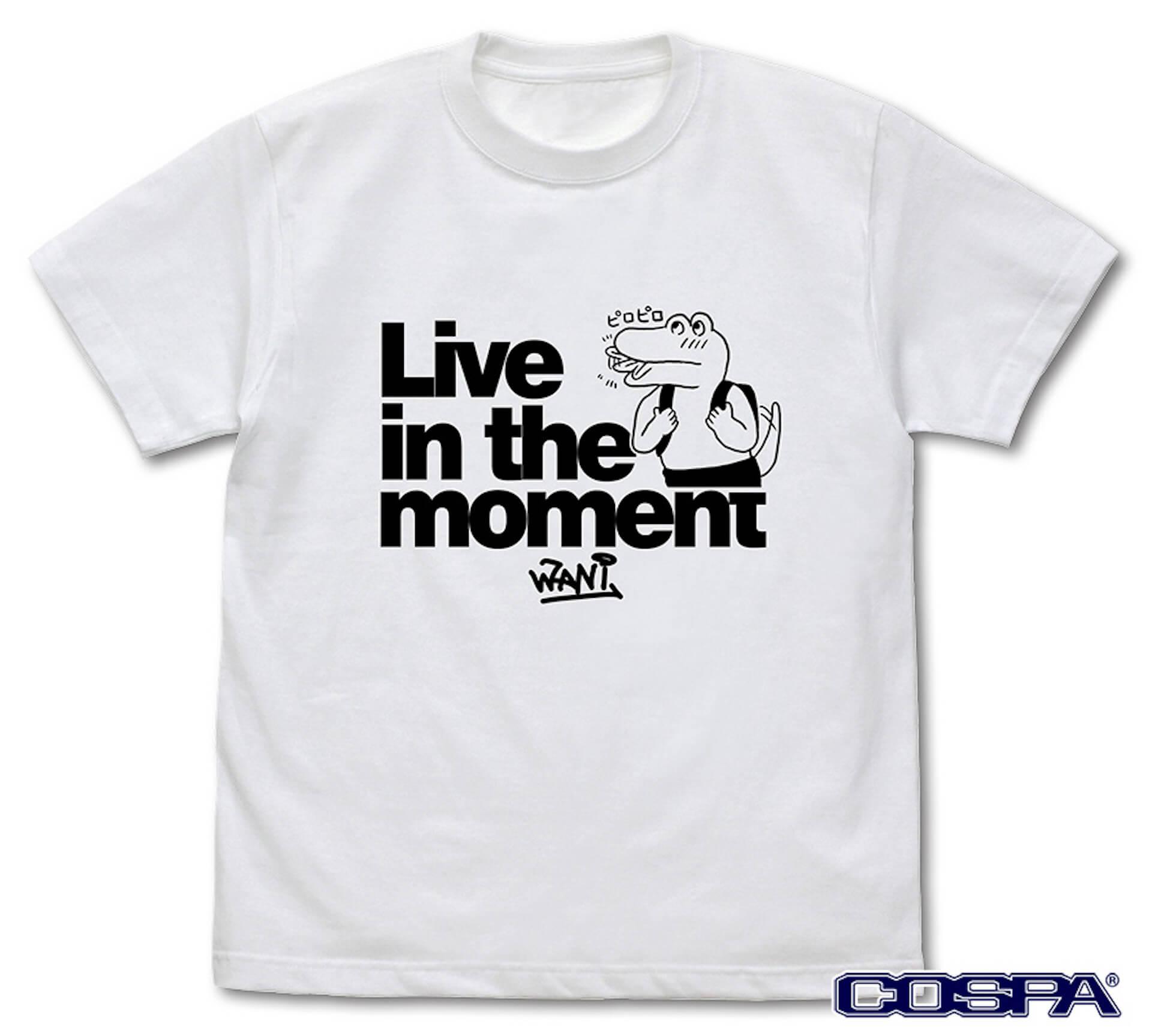 Twitterで超大人気の『100日後に死ぬワニ』グッズがヴィレヴァンオンラインに登場!Tシャツやキーホルダーなど全12種 art200324_100wani_3