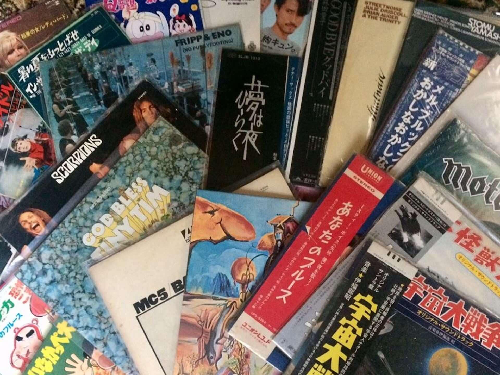遠藤賢司の<エンケン商店 ENKEN 何でも古具店>が新宿ビームスジャパンにて開催!レアで通好みな収集品販売 art200325_enken_popup_3-1920x1440