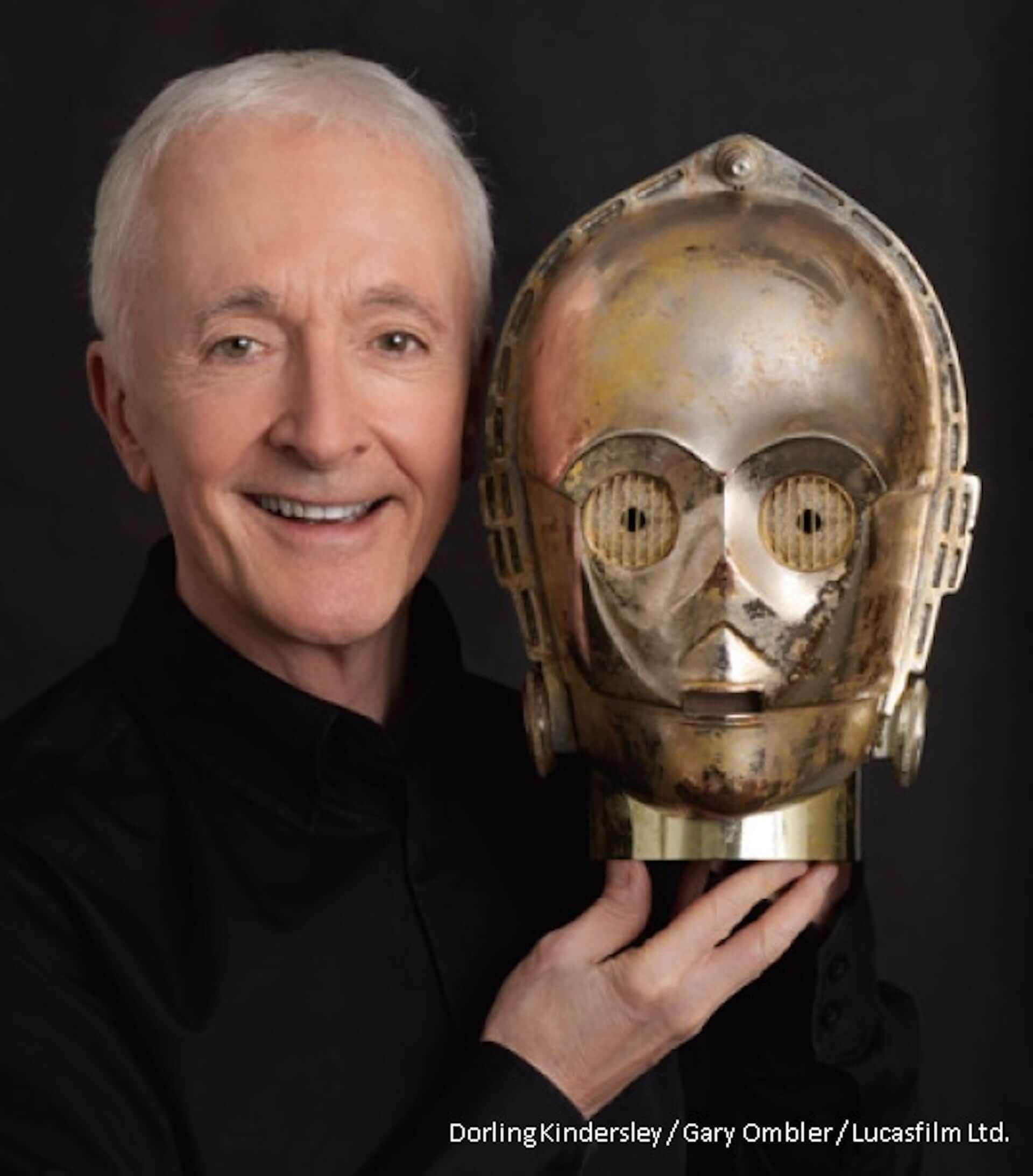 「スター・ウォーズ」シリーズ42年間の軌跡!C-3PO役のアンソニー・ダニエルズによる撮影回想録『私はC-3PO』本日刊行 art200326_iam_c3po_3-1920x2185