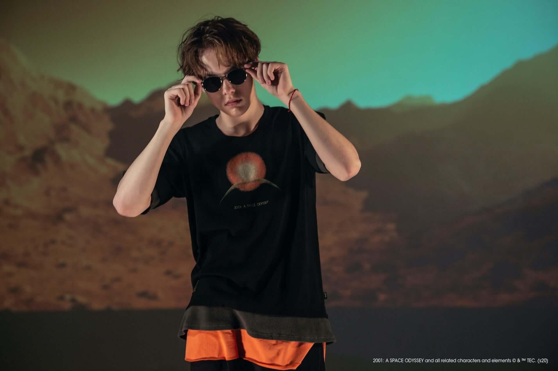 『シャイニング』や『時計じかけのオレンジ』のロゴやあのシーンも!glambとスタンリー・キューブリック作品とのコラボコレクションが登場 life200327_glamb_collection_2-1920x1278