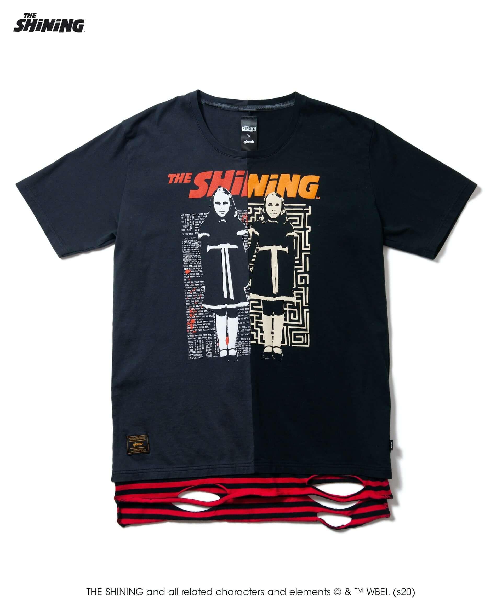 『シャイニング』や『時計じかけのオレンジ』のロゴやあのシーンも!glambとスタンリー・キューブリック作品とのコラボコレクションが登場 life200327_glamb_collection_24-1920x2304