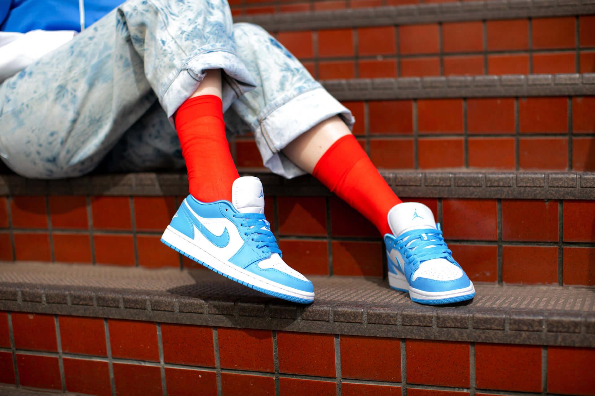 NIKE『Air Jordan 1』のウィメンズモデルがatmos pinkより登場!マイケル・ジョーダンの母校のカレッジカラー・スニーカー life200330_airjordan_womens_13-1920x1280