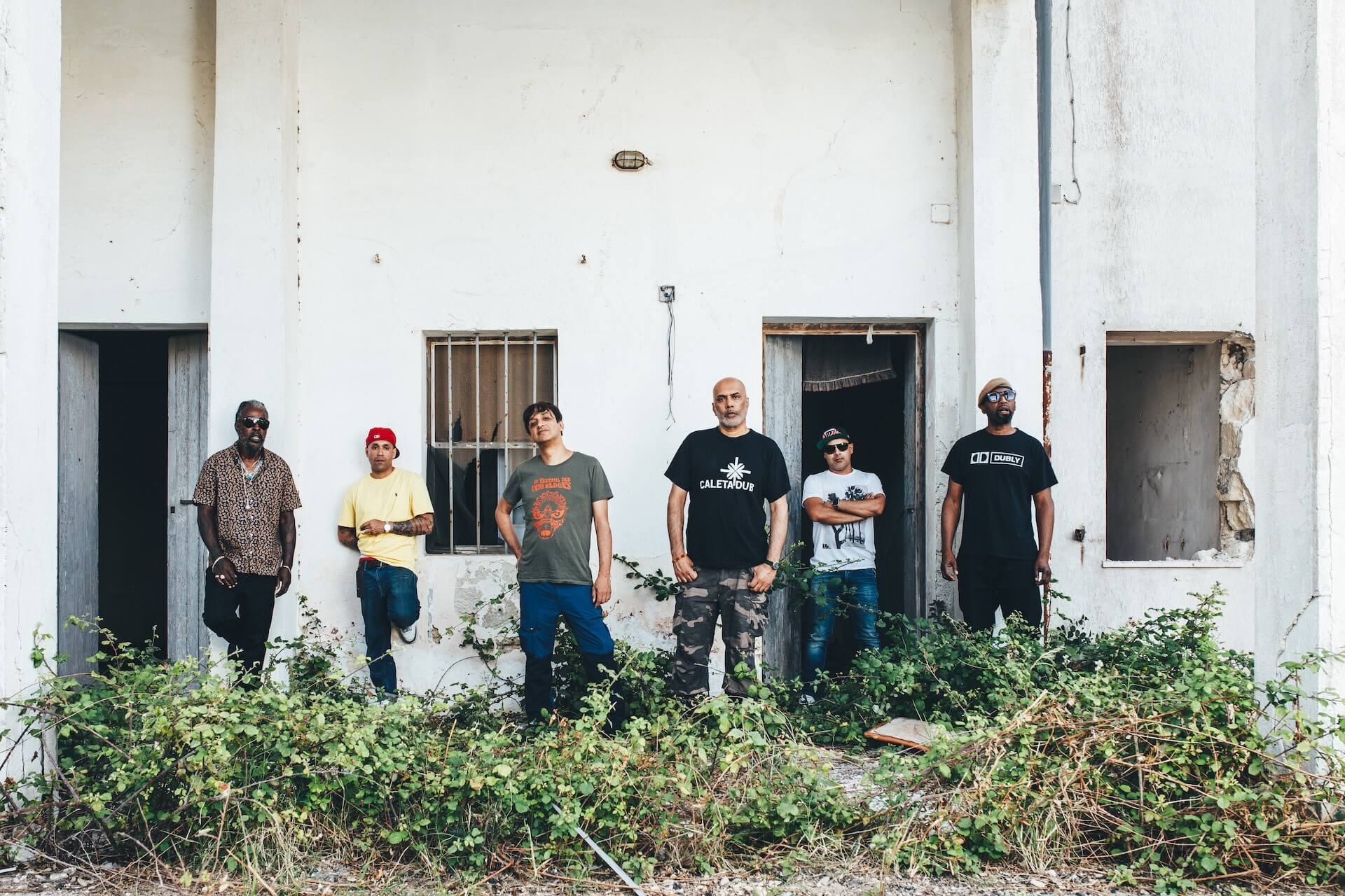"Asian Dub Foundationが新作『Access Denied』から""Can't Pay,Won't Pay""のMVを公開 music200331_asiandub_01"