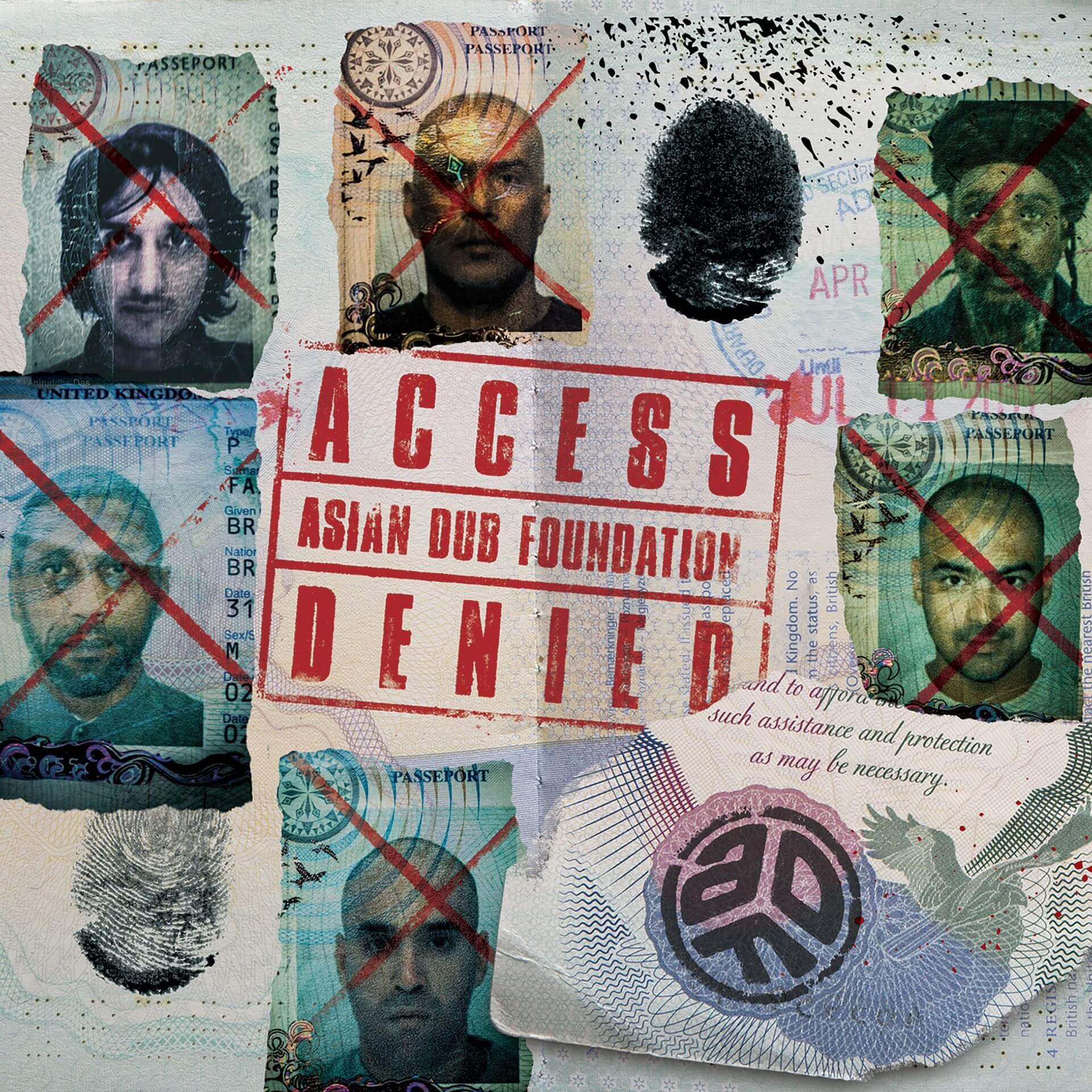 "Asian Dub Foundationが新作『Access Denied』から""Can't Pay,Won't Pay""のMVを公開 music200331_asiandub_02"