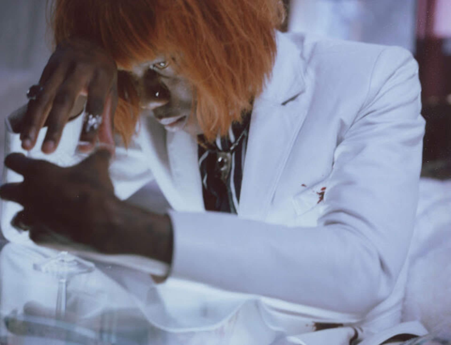 """Yves Tumorがニューアルバムから""""Romanticist""""、""""Dream Palette""""を同時公開!Kelsey Lu、Julia Cummingが参加 music200331_yvestumor_01"""