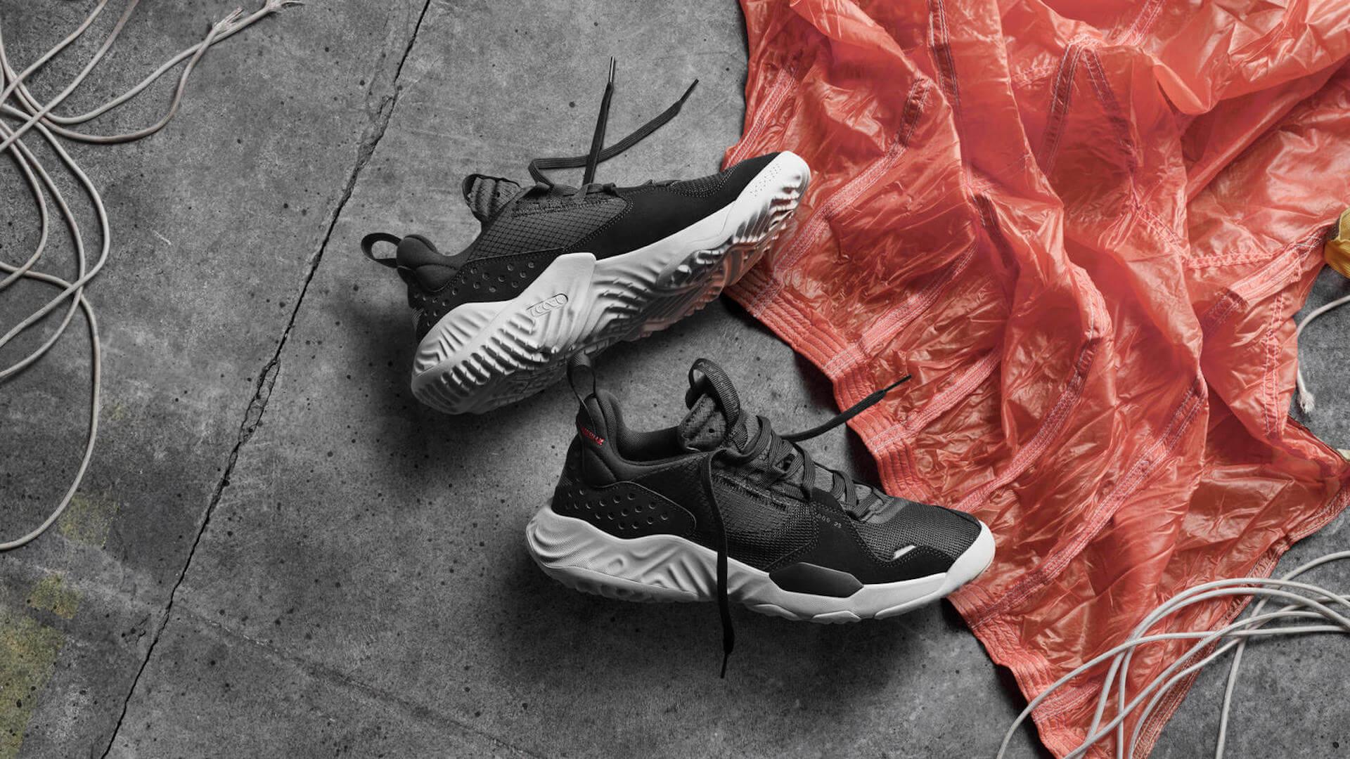Jordan brandから、シューズソールにNIKE リアクト フォームを用いた「ジョーダン デルタ」が発売決定 lf200401_jordandelta_03