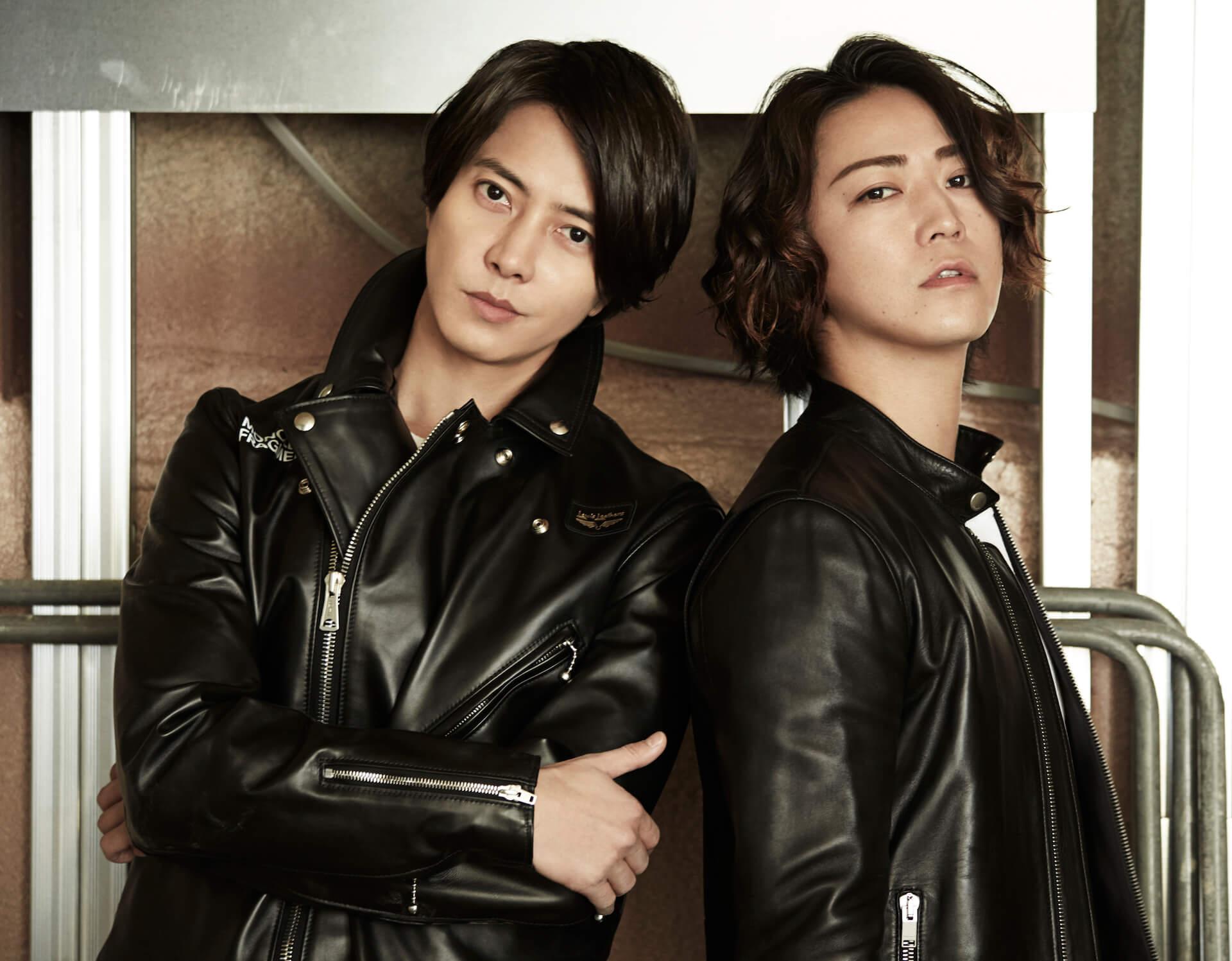 亀梨和也と山下智久のユニット「亀と山P」がアルバムからリード曲『Amor』のMVを公開 music200402-kameyamap