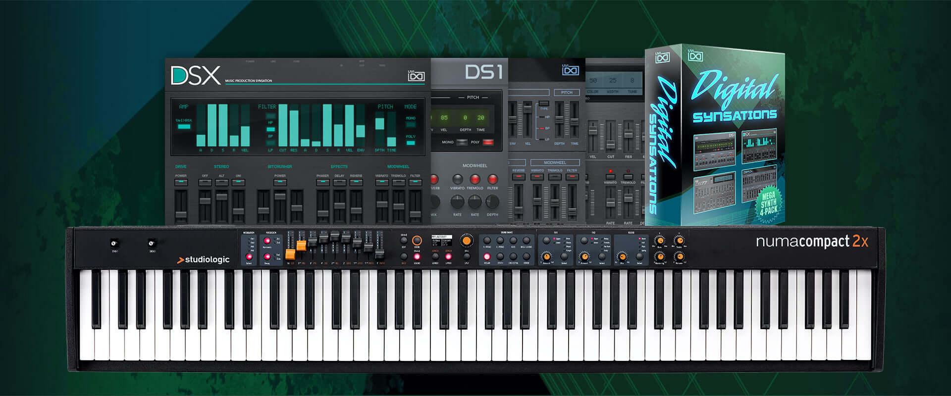 Studiologic製品購入でUVI『Digital Synsations』もプレゼント!期間限定キャンペーンが開始 music200402_studiologic_5-1920x800