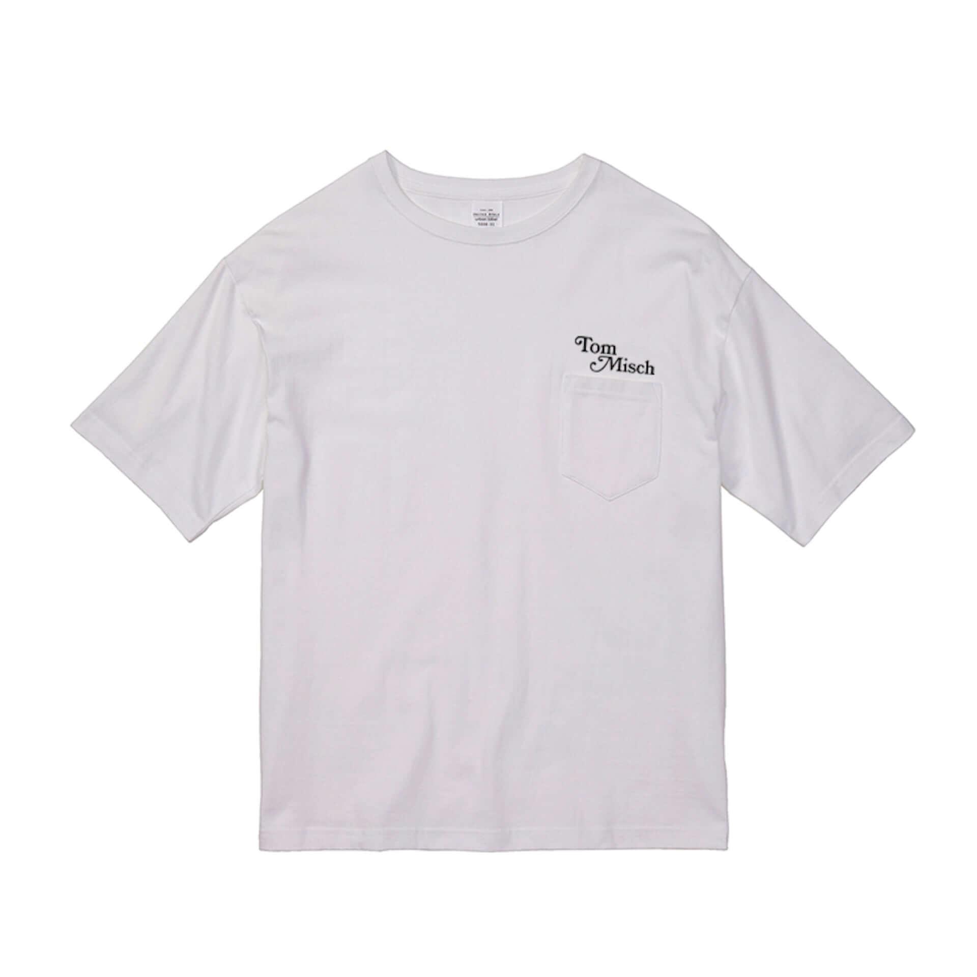Tom Mischのビッグシルエット刺繍ロゴTシャツが再発決定!Beatinkにて送料無料&ポイント還元キャンペーンも life200402_tommisch_tshirt_4-1920x1920