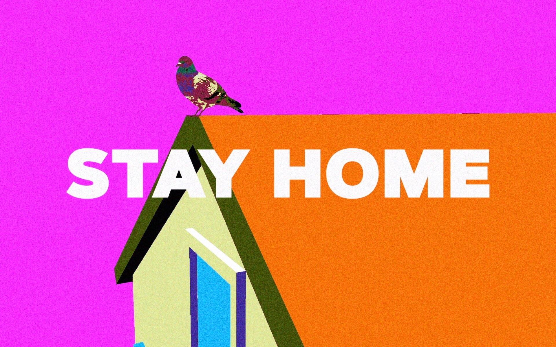 "ZOMBIE-CHANGが外出自粛を訴える新曲""PLEASE STAY HOME""を急遽リリース! music200407_zombiechang_02"