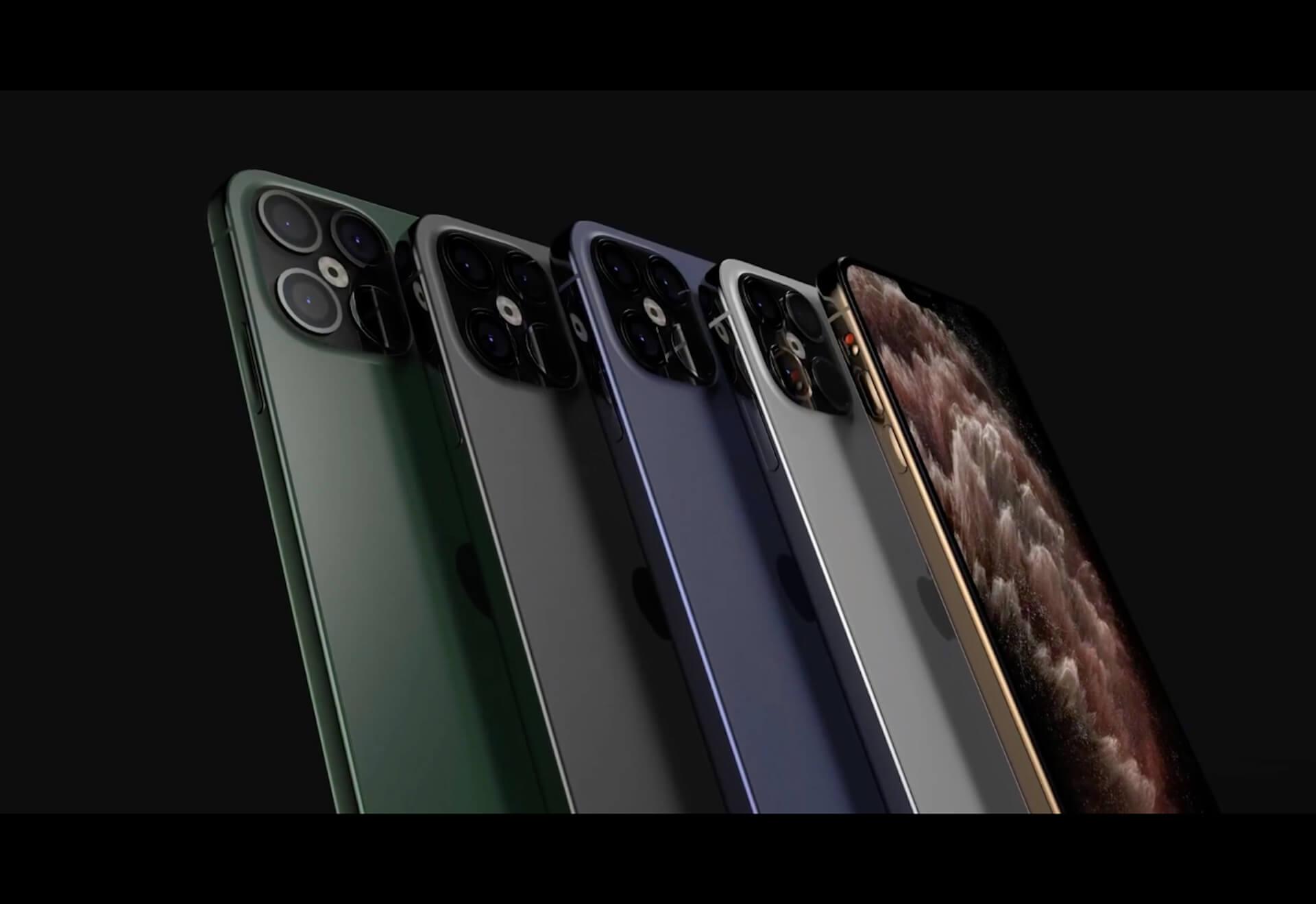 iPhone 12 Proはやはりトリプルレンズ+LiDARスキャナ搭載?iOS 14からリーク tech200407_iphone12_1