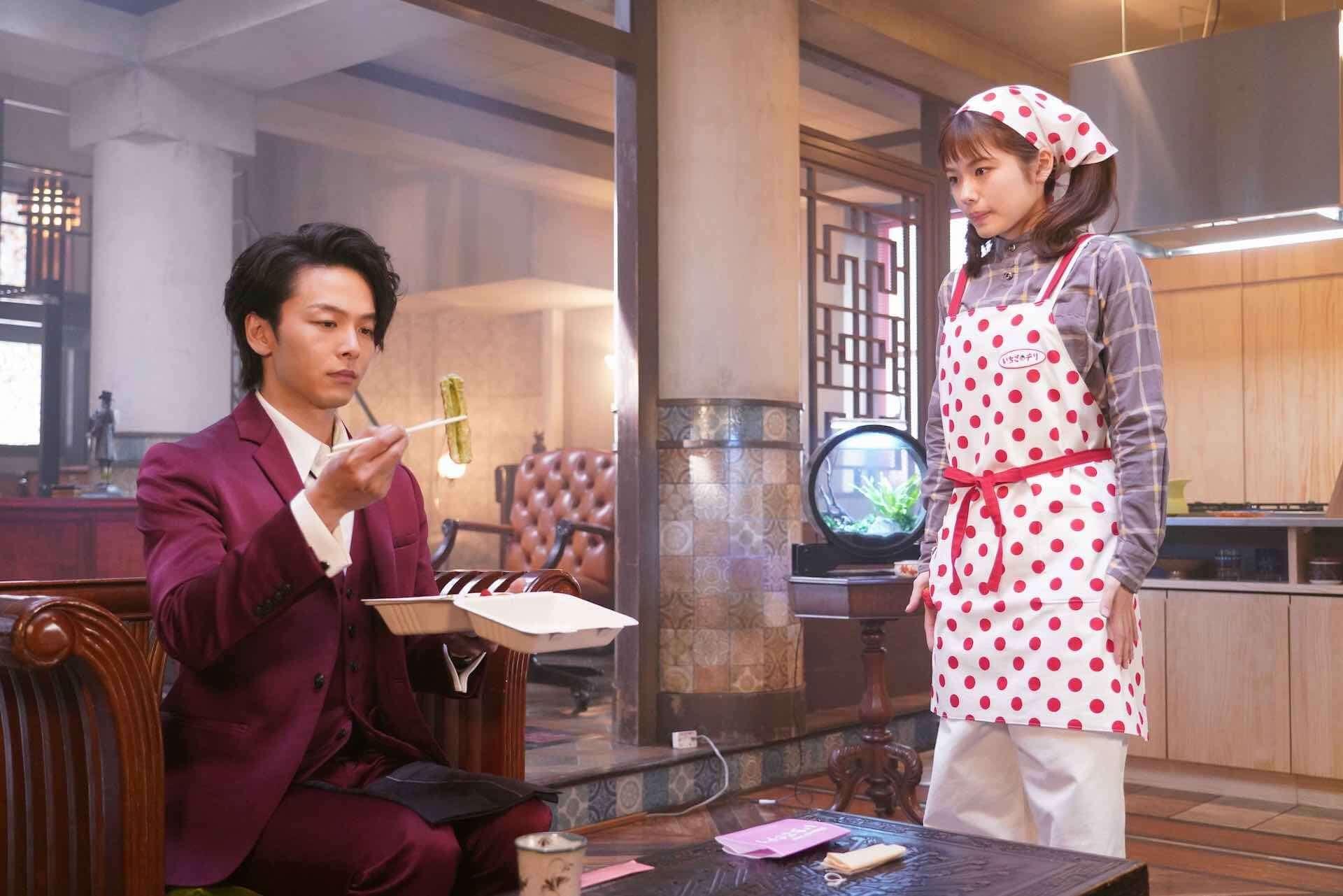 『美食探偵』のHuluオリジナルストーリーが配信決定!中村倫也「より美食探偵を味わえる、そんな作品に」 art200407_ntv_bisyoku_2-1920x1281