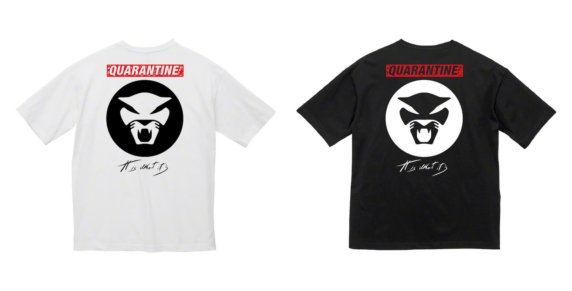 Thundercatがツアー延期Tシャツを発売!最新作『It Is What It Is』は自身初のオリコンチャートトップ10入り music200407_thundercat_tshirt_5