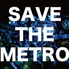 save the metro