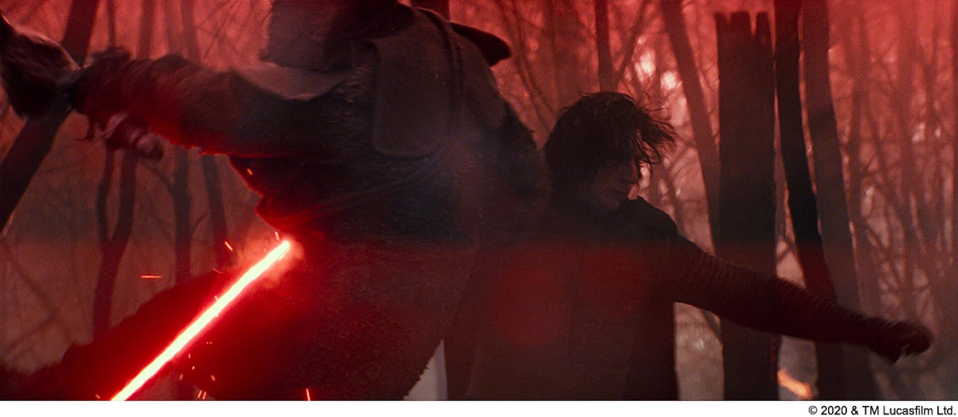 『スター・ウォーズ/スカイウォーカーの夜明け』先行デジタル配信&レンタル開始記念、カイロ・レンが覚醒する8分ものプレビュー映像が解禁! film200408_starwars_4