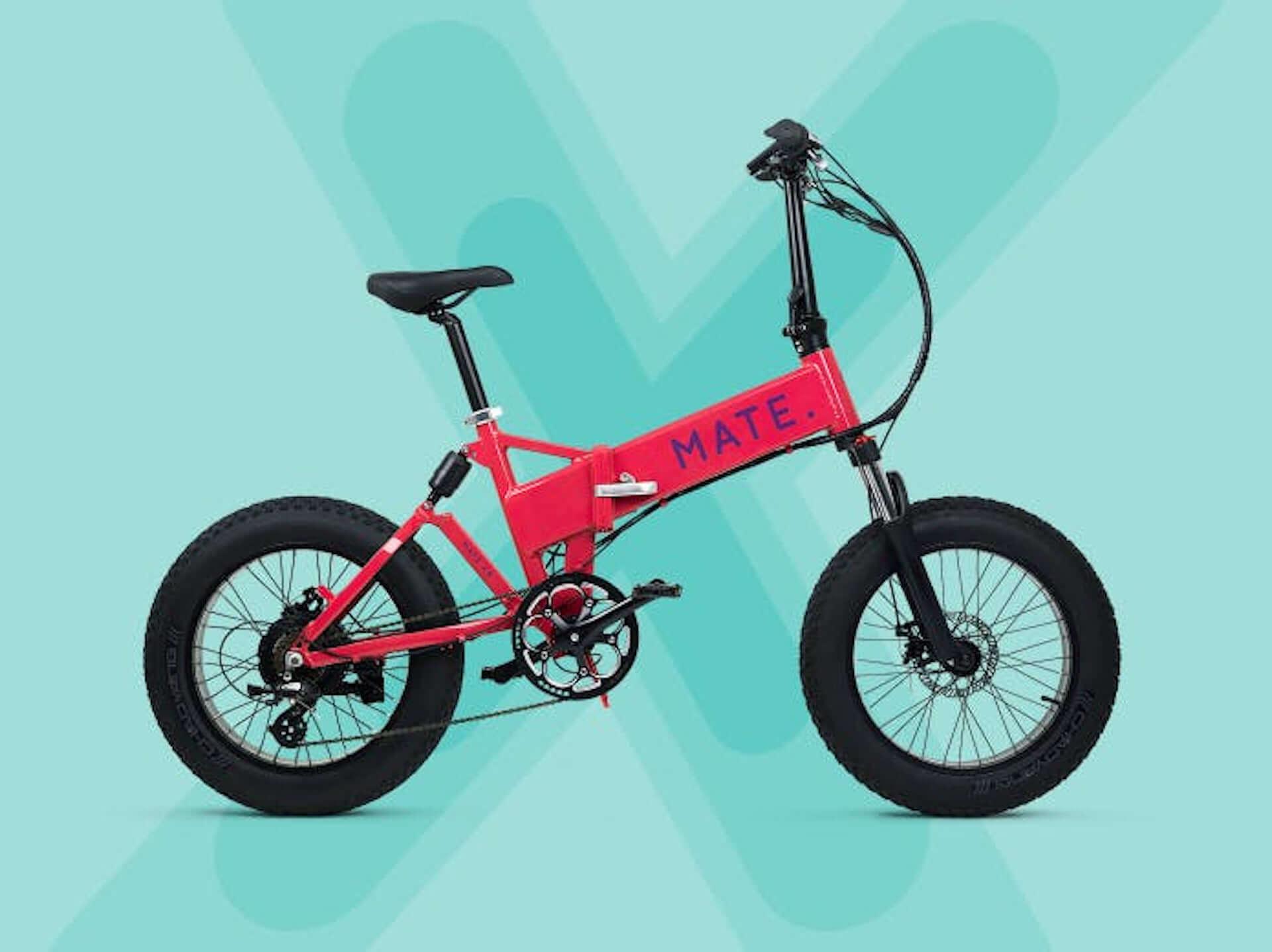 18億円超の支援を集めた折り畳み式電動自転車『MATE X』が日本に上陸!クラウドファンディングが本日開始 life200408_mate_bike_2-1920x1437