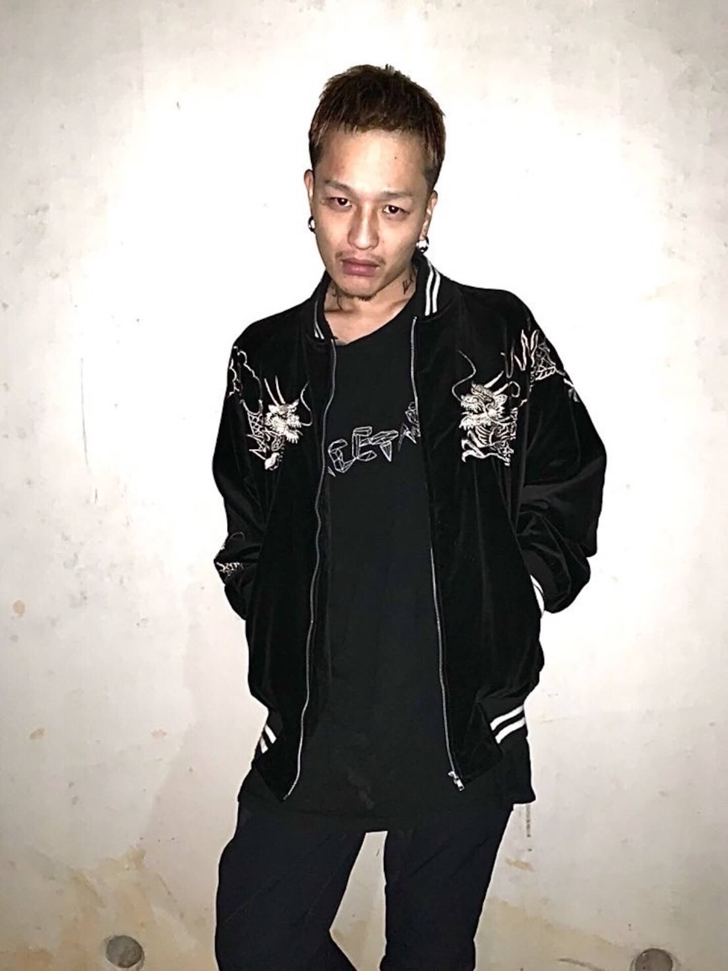 Jin Doggの最新アルバムツアー<SAD MAD TOUR 2020>東京公演が7月開催に延期 music200408_jindogg_3
