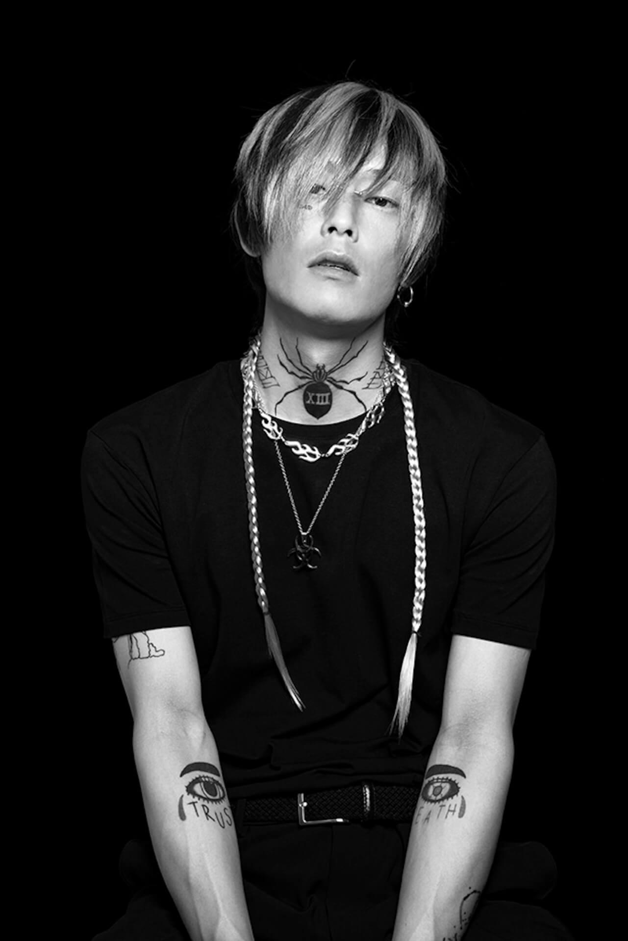 Jin Doggの最新アルバムツアー<SAD MAD TOUR 2020>東京公演が7月開催に延期 music200408_jindogg_5