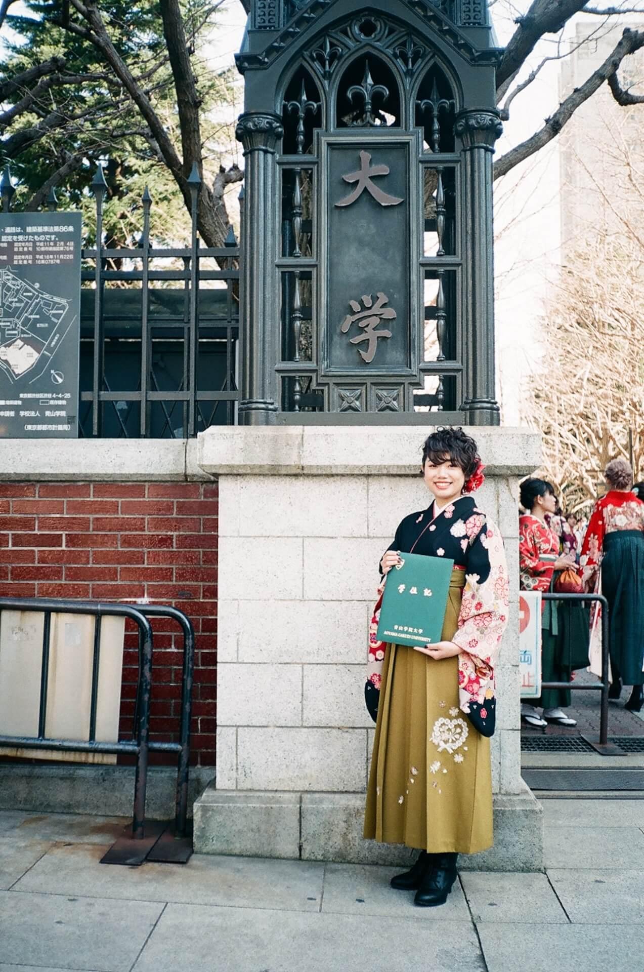 はなむけしゃしん - 菜瑠「卒業」 art200410_hanamukeshashin3_3