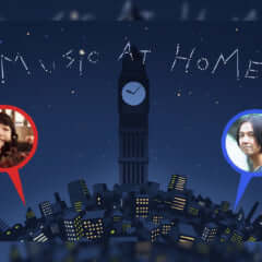 新生音楽 MUSIC AT HOME