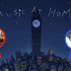 新生音楽 MUSIC AT HOME
