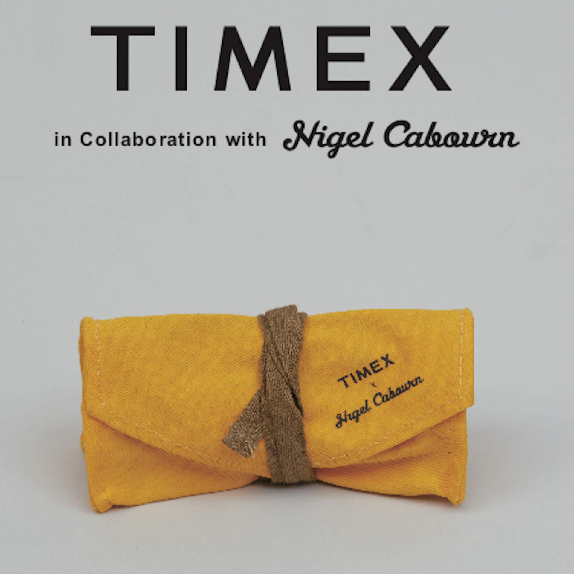 TIMEXがNigel Cabournと3度目のコラボレーション!「Camper」をベースにしたサバイバルウォッチが発売 life200410_timex_2