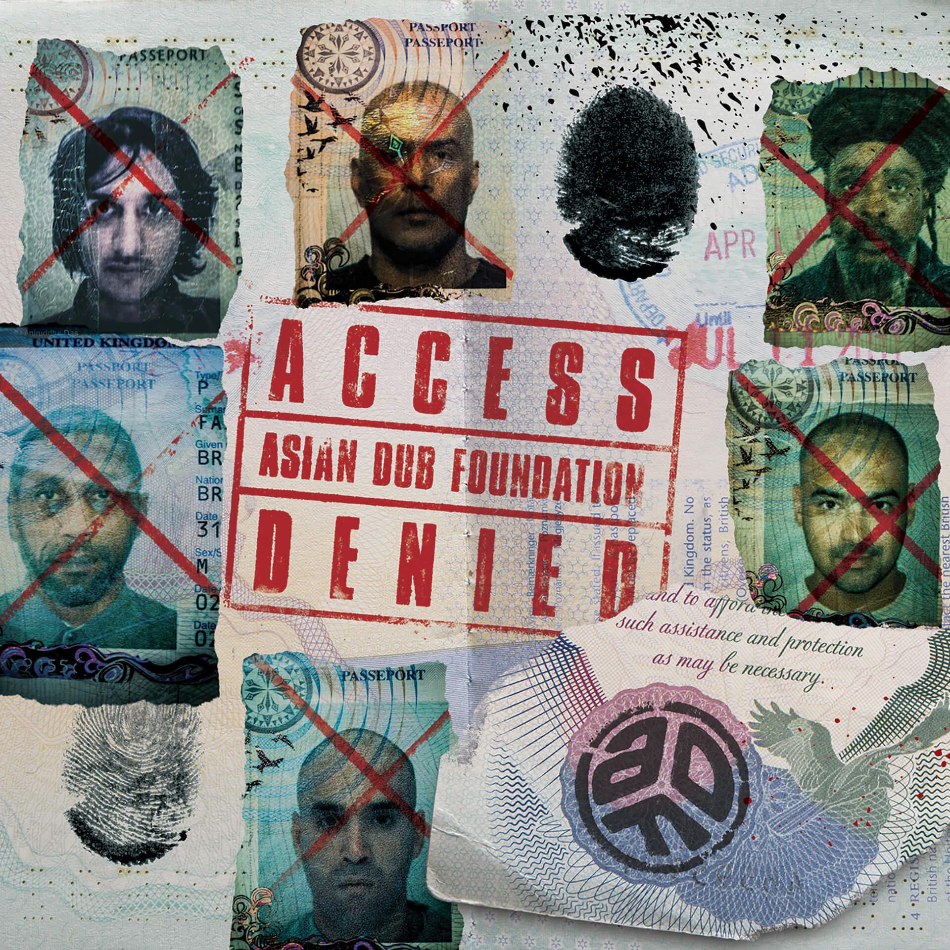 ASIAN DUB FOUNDATION最新アルバム『Access Denied』が日本先行リリース決定!DJ Pandit-Gによるミックスも公開 music200413_asiandubfoundation_2