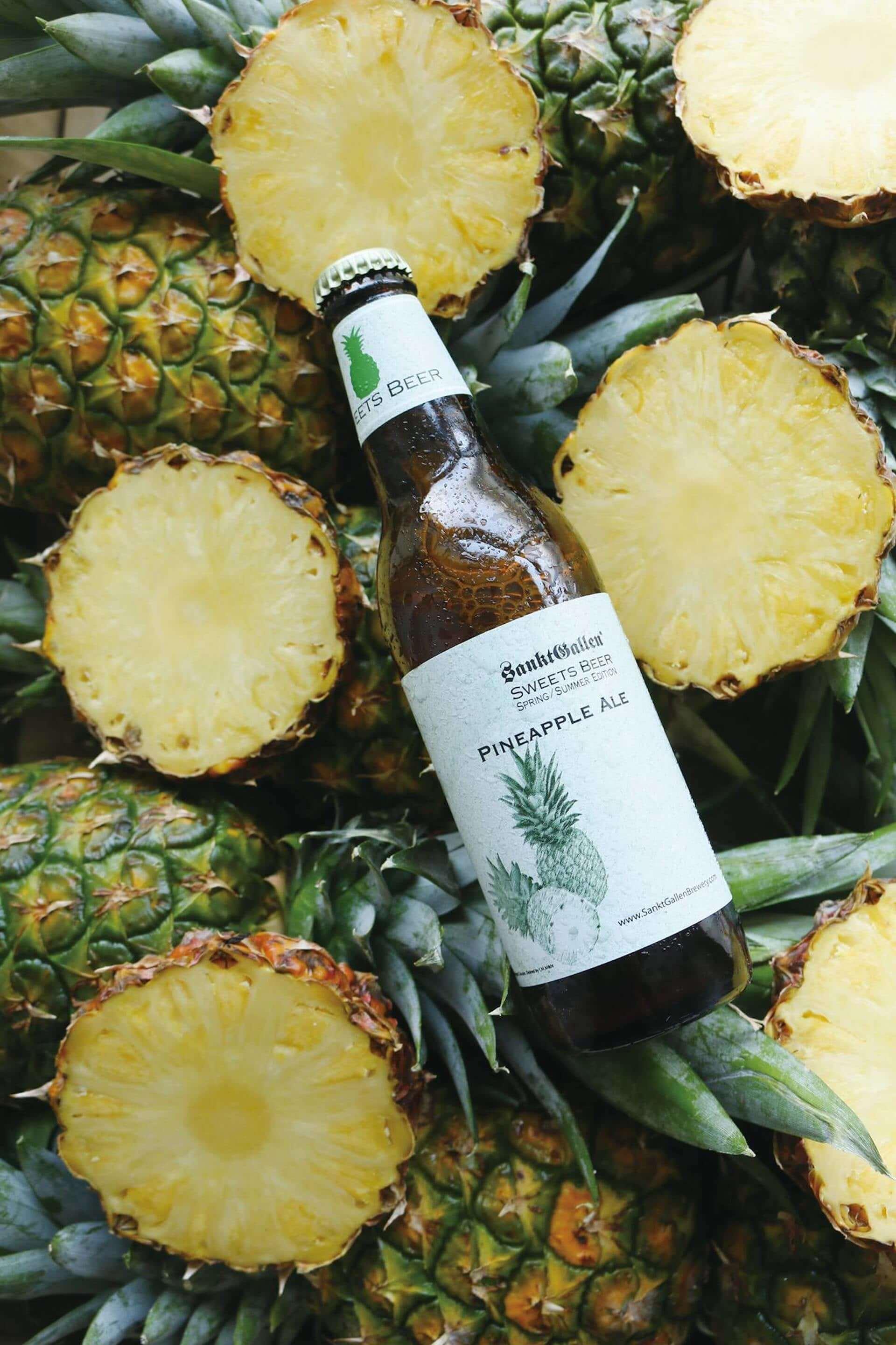人工物を使用しないパイナップル風味のビールが登場!サンクトガーレン『パイナップルエール』が夏季限定発売決定 gourmet200414_sanktgallen_9-1920x2881