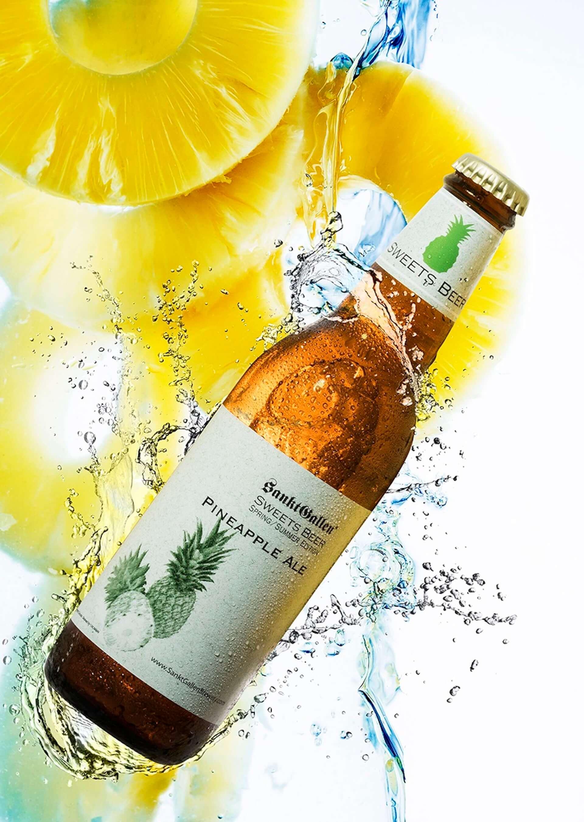 人工物を使用しないパイナップル風味のビールが登場!サンクトガーレン『パイナップルエール』が夏季限定発売決定 gourmet200414_sanktgallen_7-1920x2700