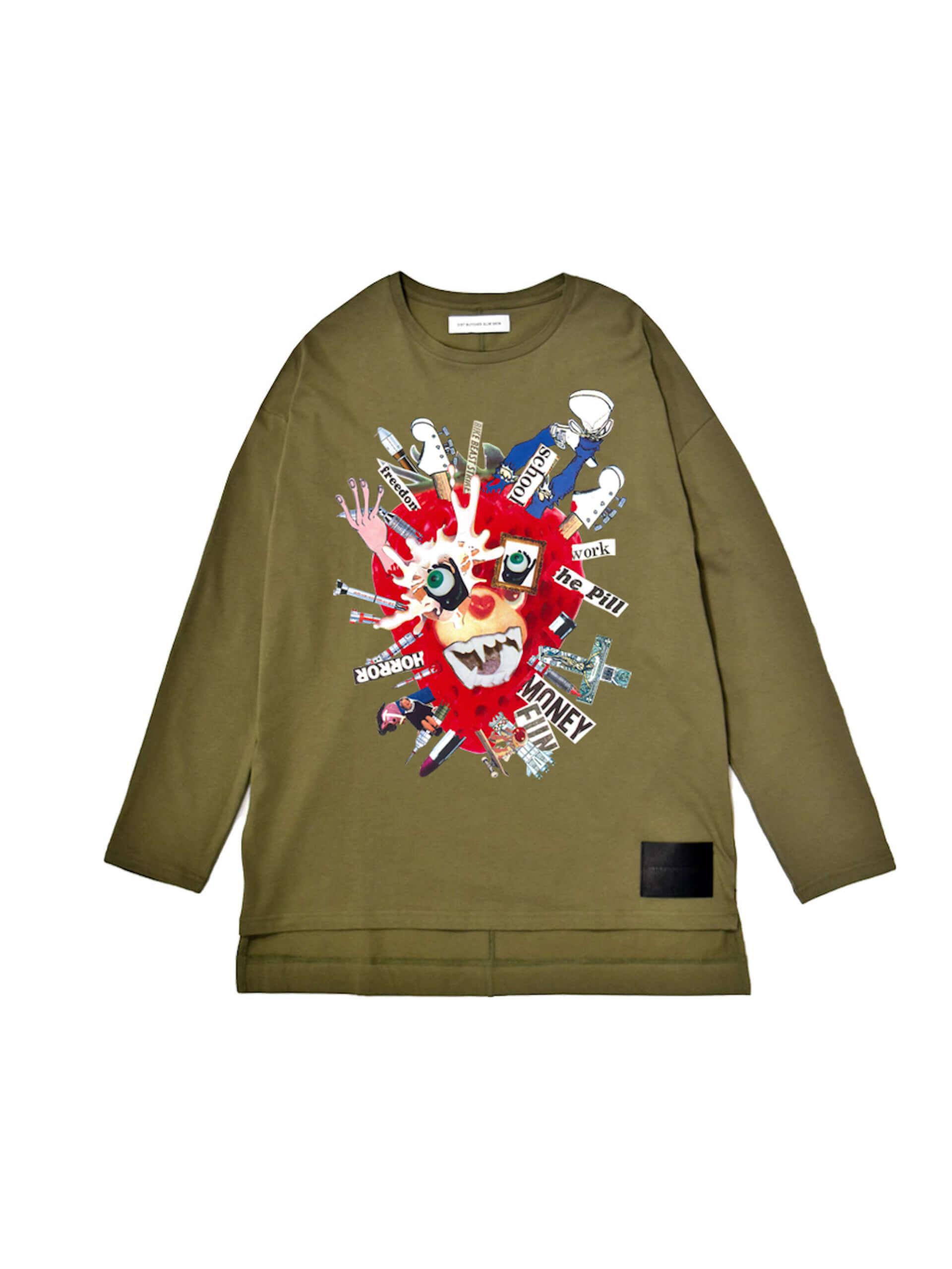 DIET BUTCHER SLIM SKINオンライン限定Tシャツに12種類のグラフィックが復刻!「GRAPHIC GALLERY」カテゴリがオープン 200415_graphic_gallery_15-1920x2560