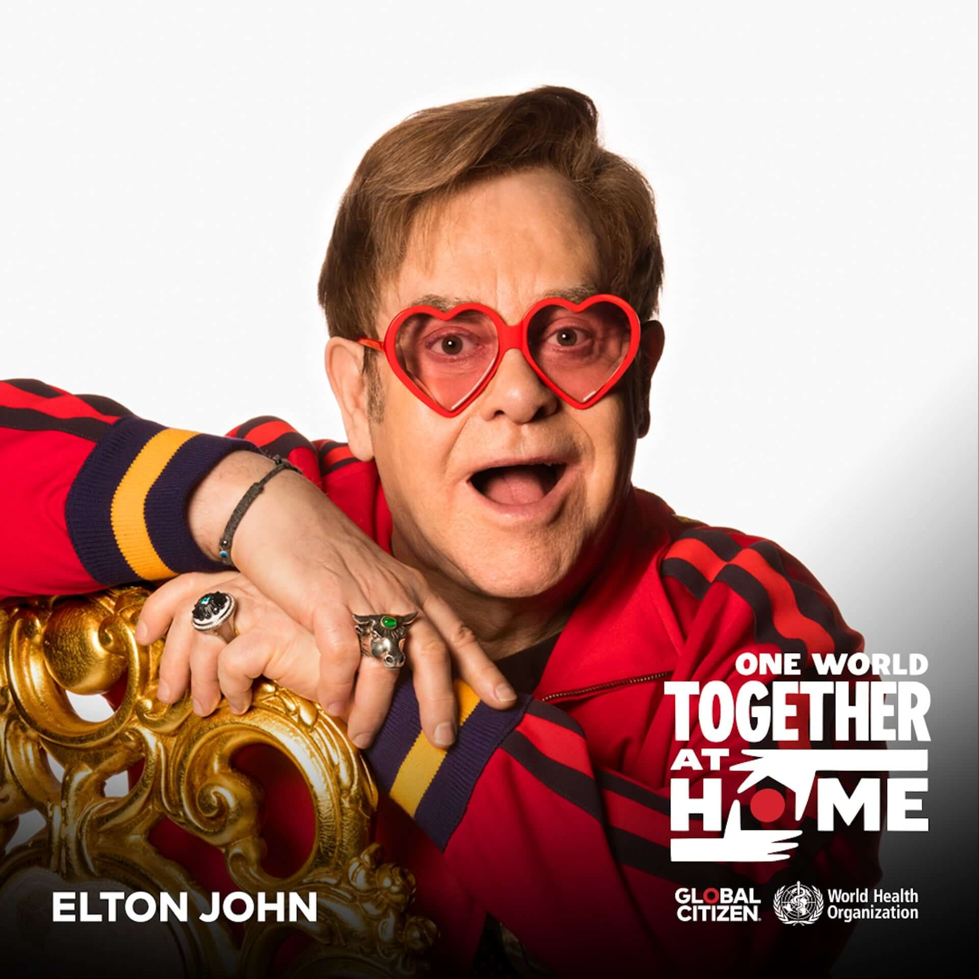 レディー・ガガ主導のバーチャルコンサート<One World: Together At Home>が配信決定!ビリー・アイリッシュ、エルトン・ジョンら豪華ラインナップ music200416_amazon_oneworld_3-1920x1920