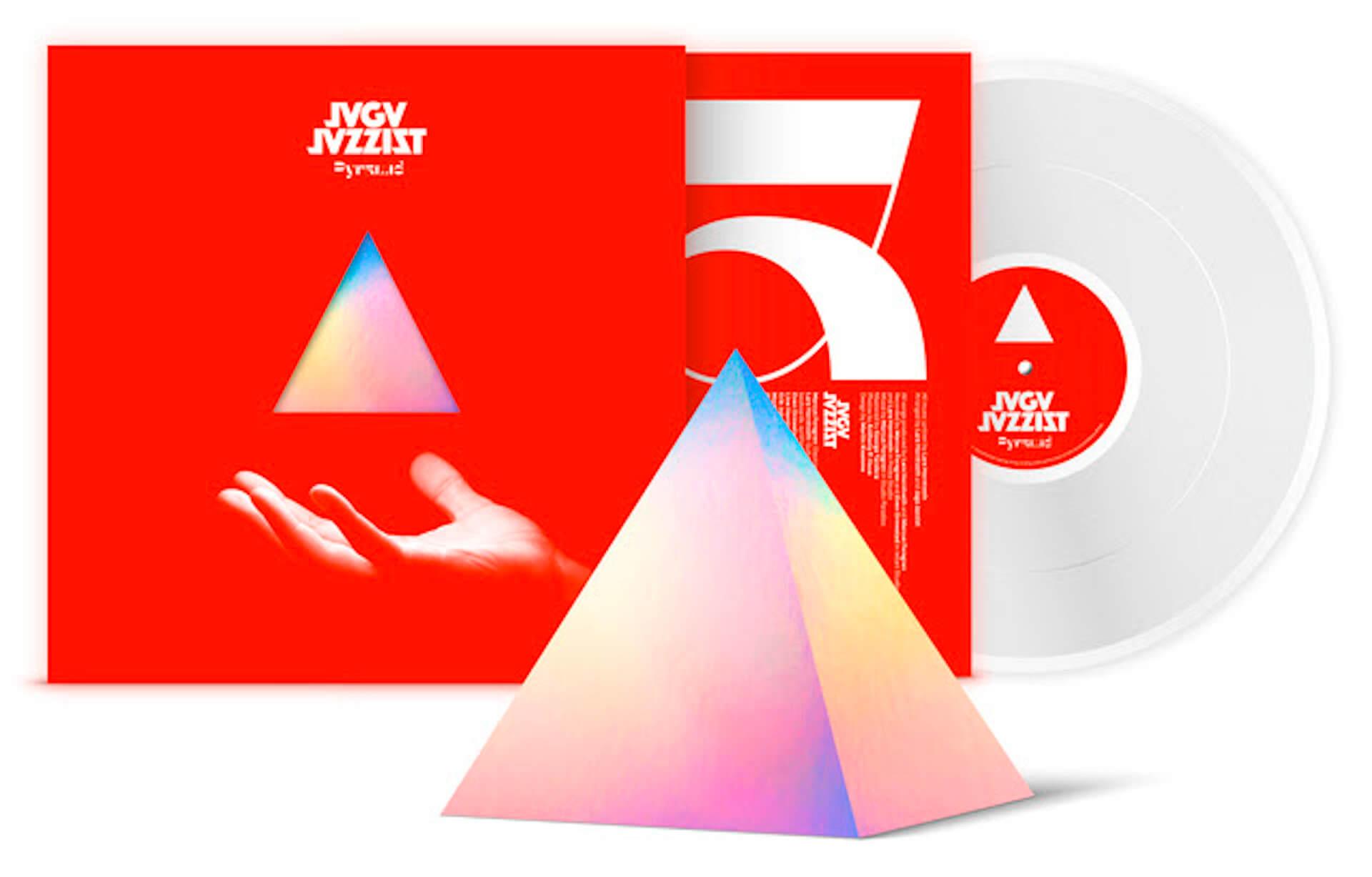 JAGA JAZZISTが〈Brainfeeder〉からリリースする作品『Pyramid』日本盤CDにボーナストラック収録決定! music200416_jagajazzist_03