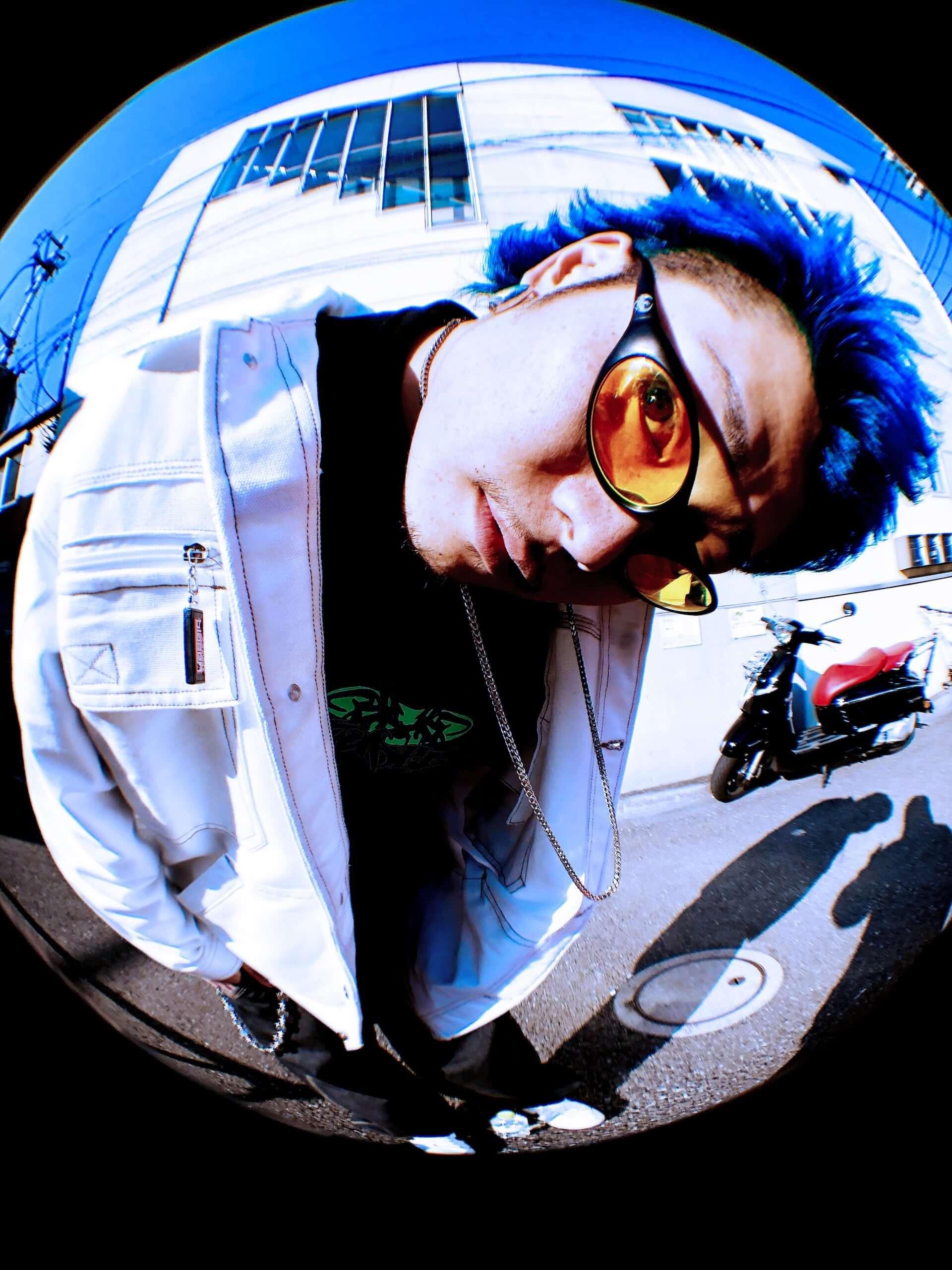 Creative Drug StoreのJUBEEが新EP『Mass Infection 2』をリリース!GUCCIMAZEがアートワークを担当 music200417_-jubee_2-1920x2560