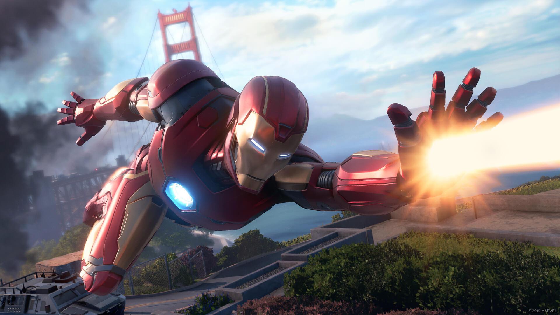 アベンジャーズ、ゲームでアッセンブル!『Marvel's Avengers』がついに予約受付開始&最新トレーラーも解禁 tech200417_avengers_game_16