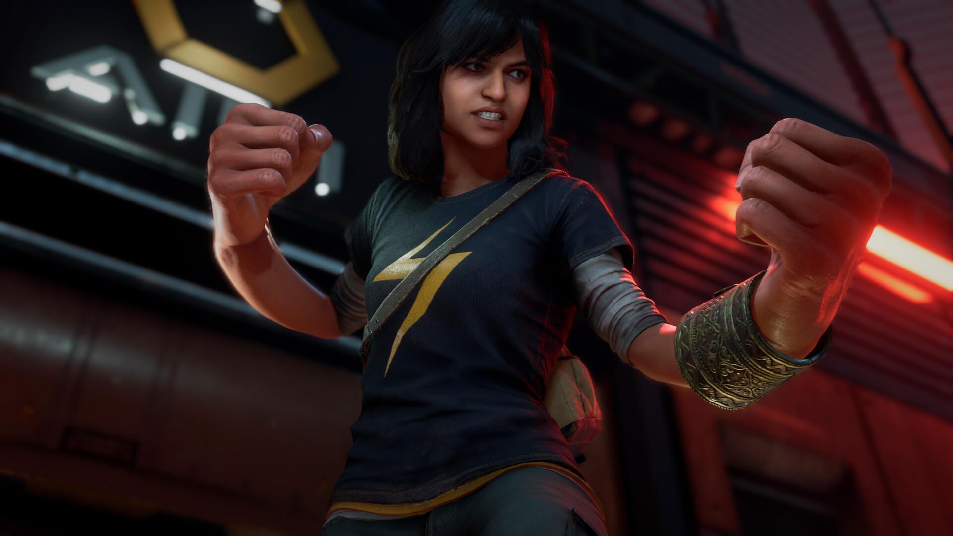 アベンジャーズ、ゲームでアッセンブル!『Marvel's Avengers』がついに予約受付開始&最新トレーラーも解禁 tech200417_avengers_game_15