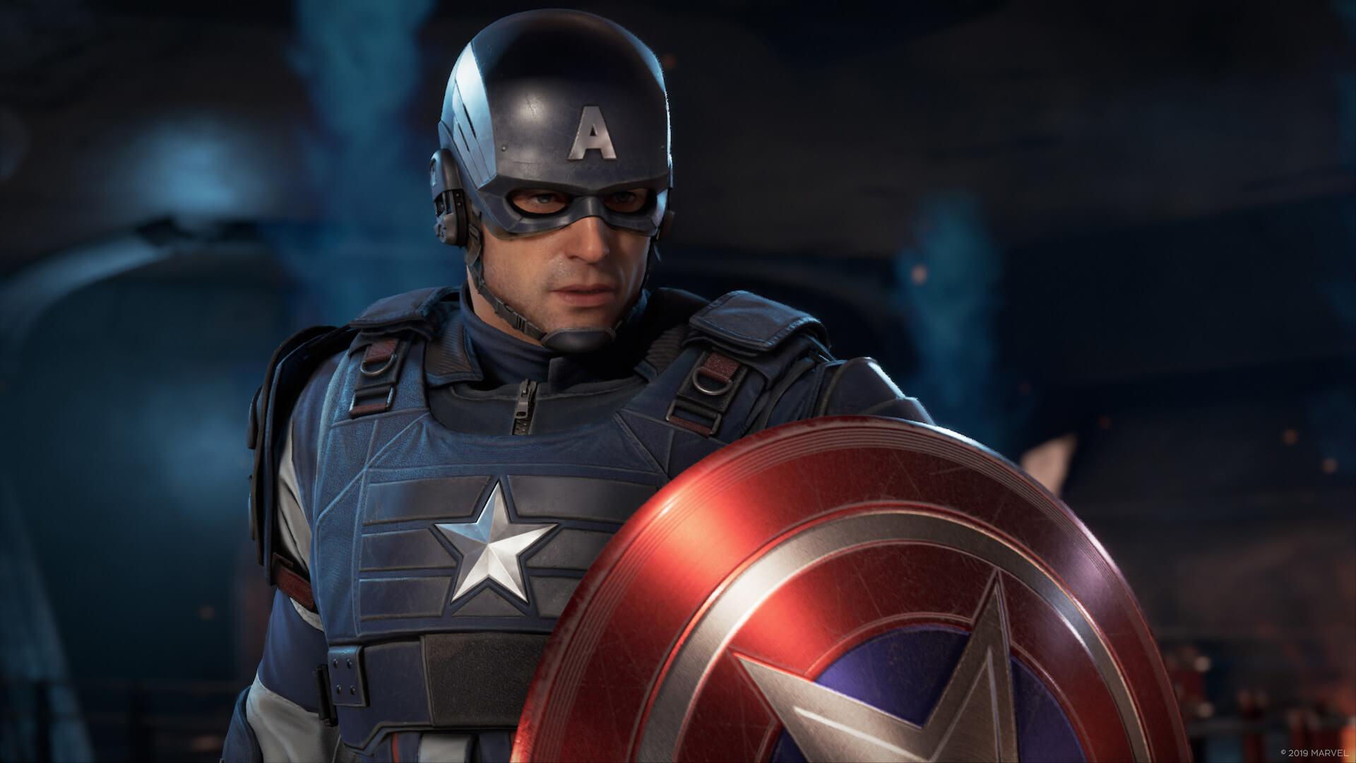 アベンジャーズ、ゲームでアッセンブル!『Marvel's Avengers』がついに予約受付開始&最新トレーラーも解禁 tech200417_avengers_game_10