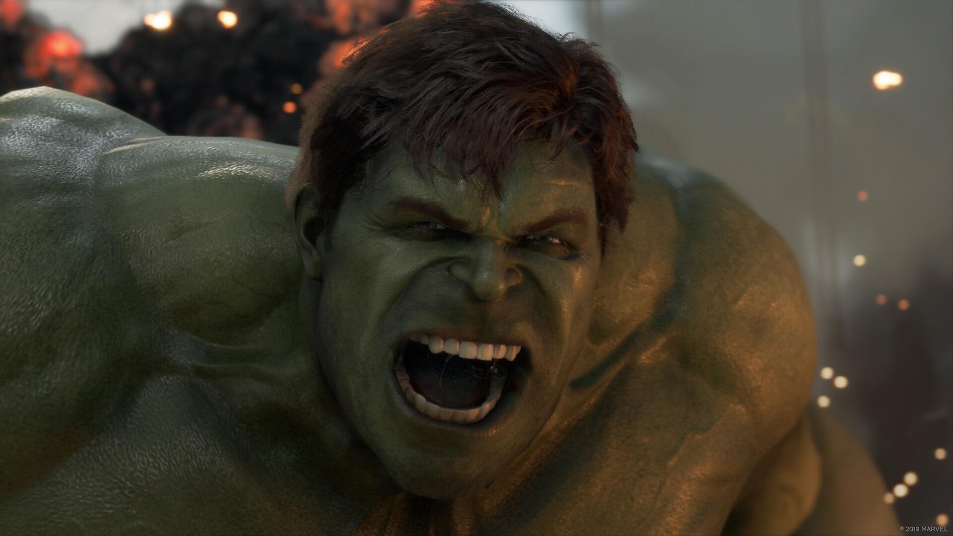 アベンジャーズ、ゲームでアッセンブル!『Marvel's Avengers』がついに予約受付開始&最新トレーラーも解禁 tech200417_avengers_game_9